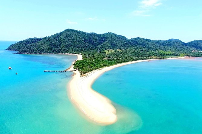 Dunk Island Round-Trip Water Taxi Transfer from Mission Beach - Geraldton Accommodation