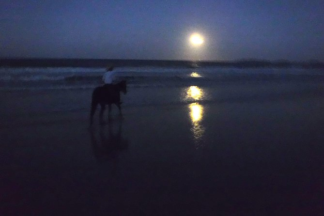 Full Moon Horse Ride at Rainbow Beach