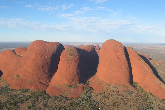 Kata Tjuta and Uluru Grand View Helicopter Flight - Geraldton Accommodation