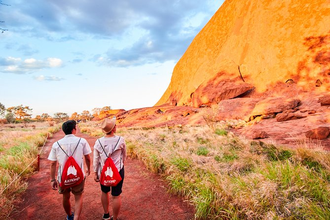 Uluru Sunrise and Guided Base Walk - Geraldton Accommodation