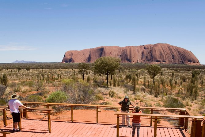 Uluru Small Group Tour including Sunset - Geraldton Accommodation