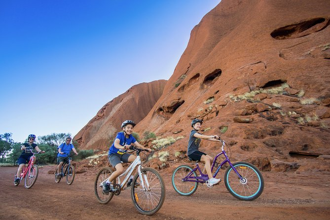 Outback Cycling Uluru Bike Ride - Geraldton Accommodation