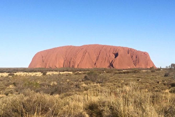 Highlights of Uluru Including Sunrise and Breakfast - Geraldton Accommodation