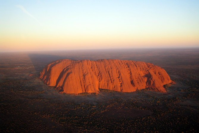 Fixed-Wing Scenic Flight from Uluru Ayers Rock - Geraldton Accommodation