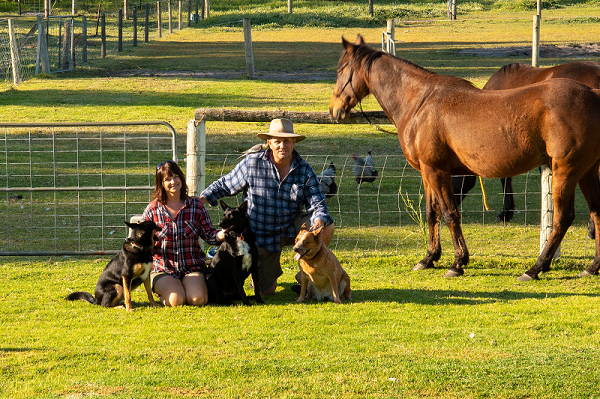 Meet The Animals - Geraldton Accommodation