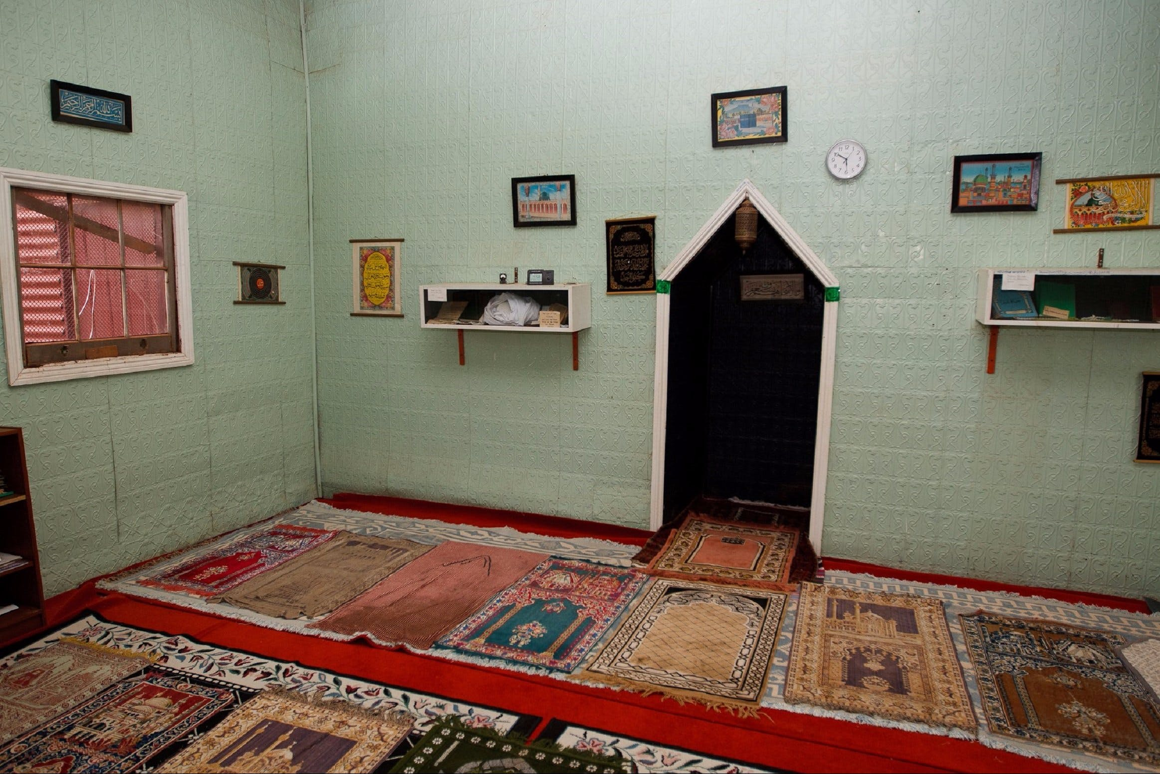 Afghan Mosque - Geraldton Accommodation