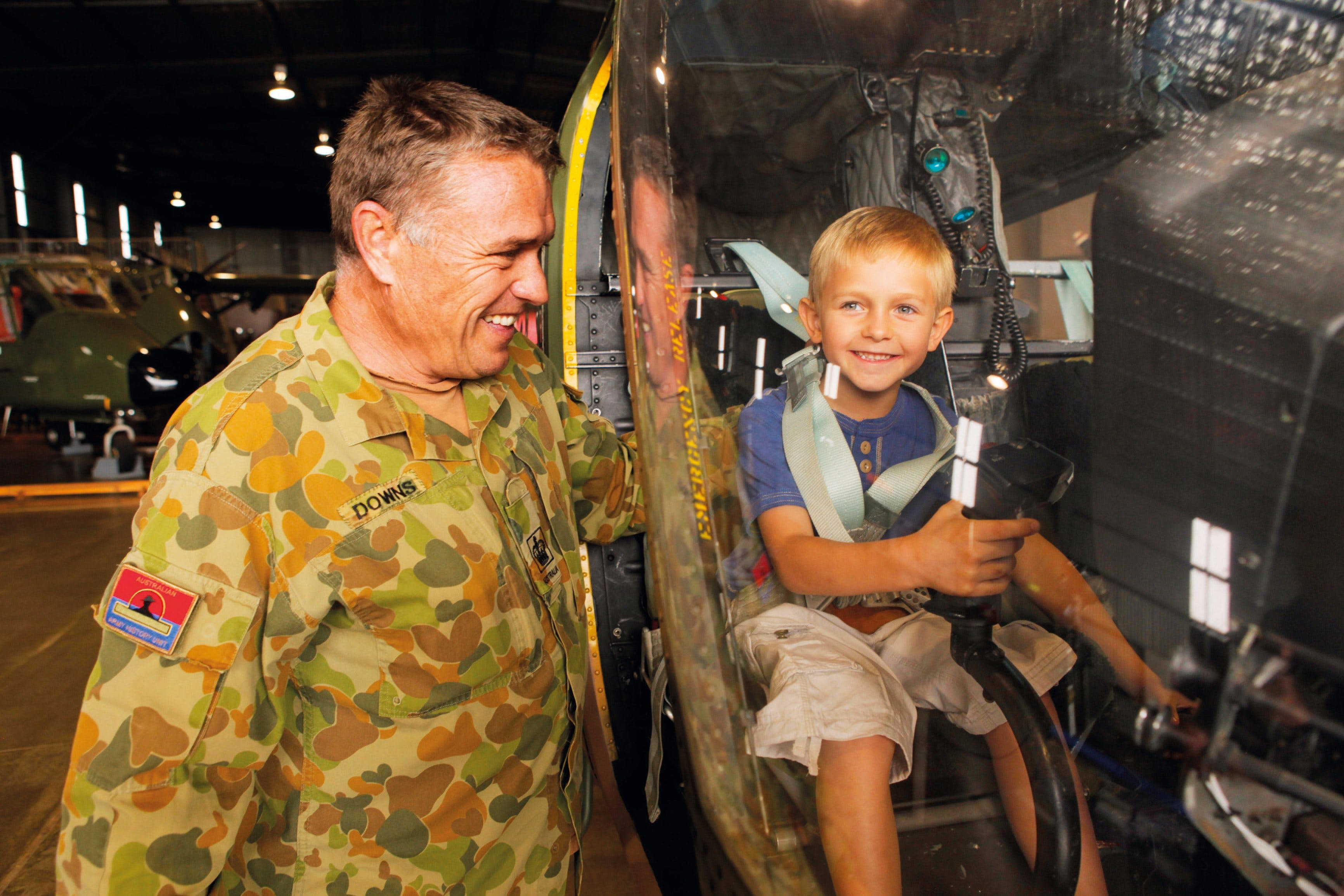 Australian Army Flying Museum - Geraldton Accommodation