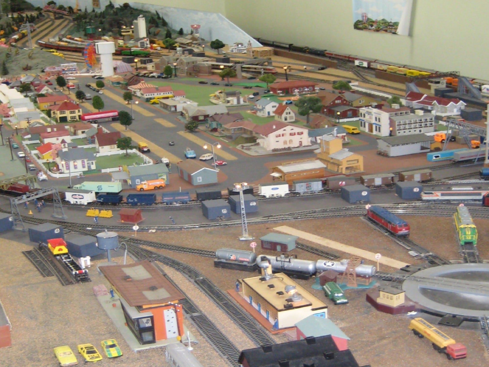 Heywood Model Trains - Geraldton Accommodation