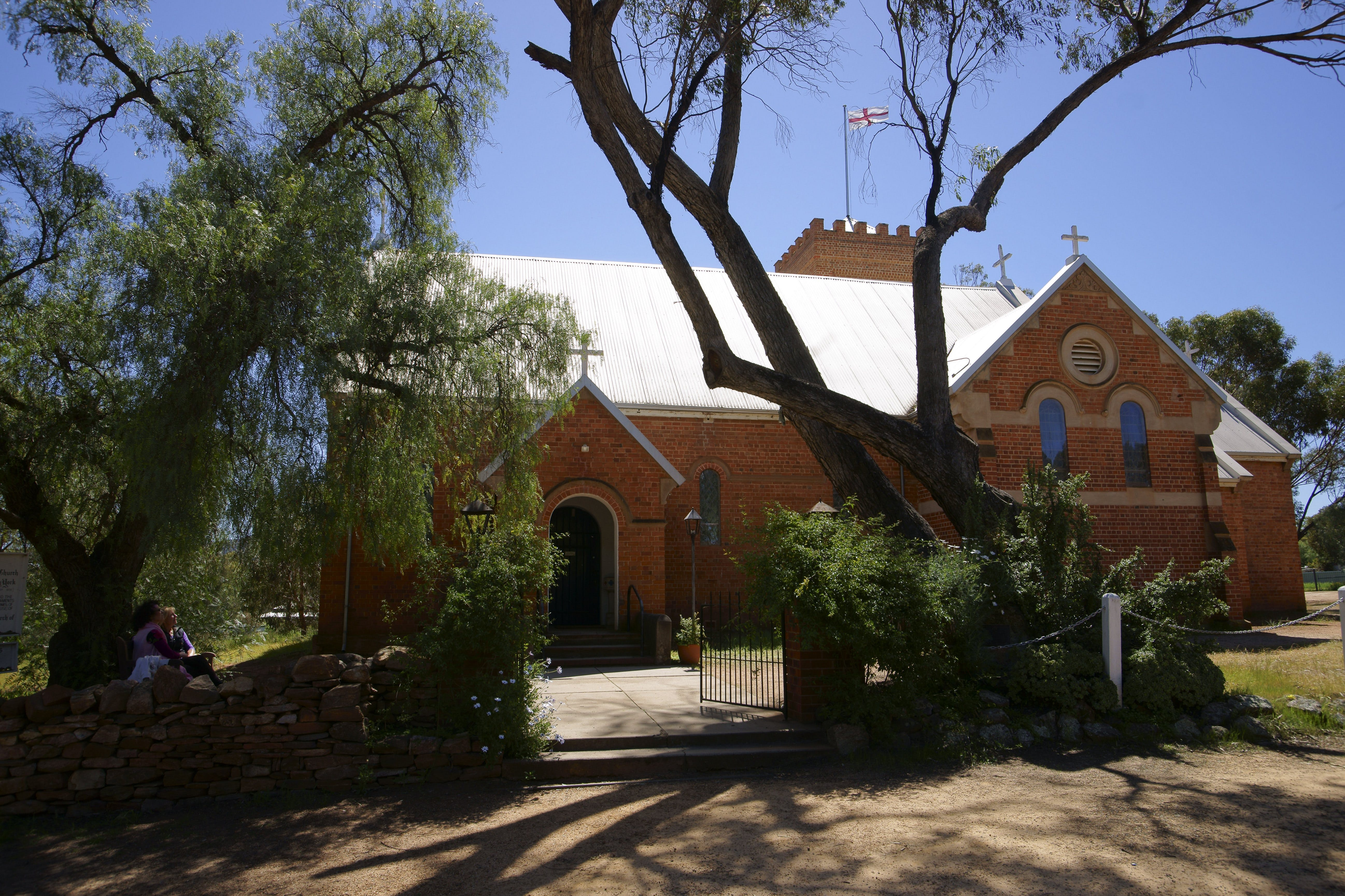 Holy Trinity Anglican Church - Geraldton Accommodation