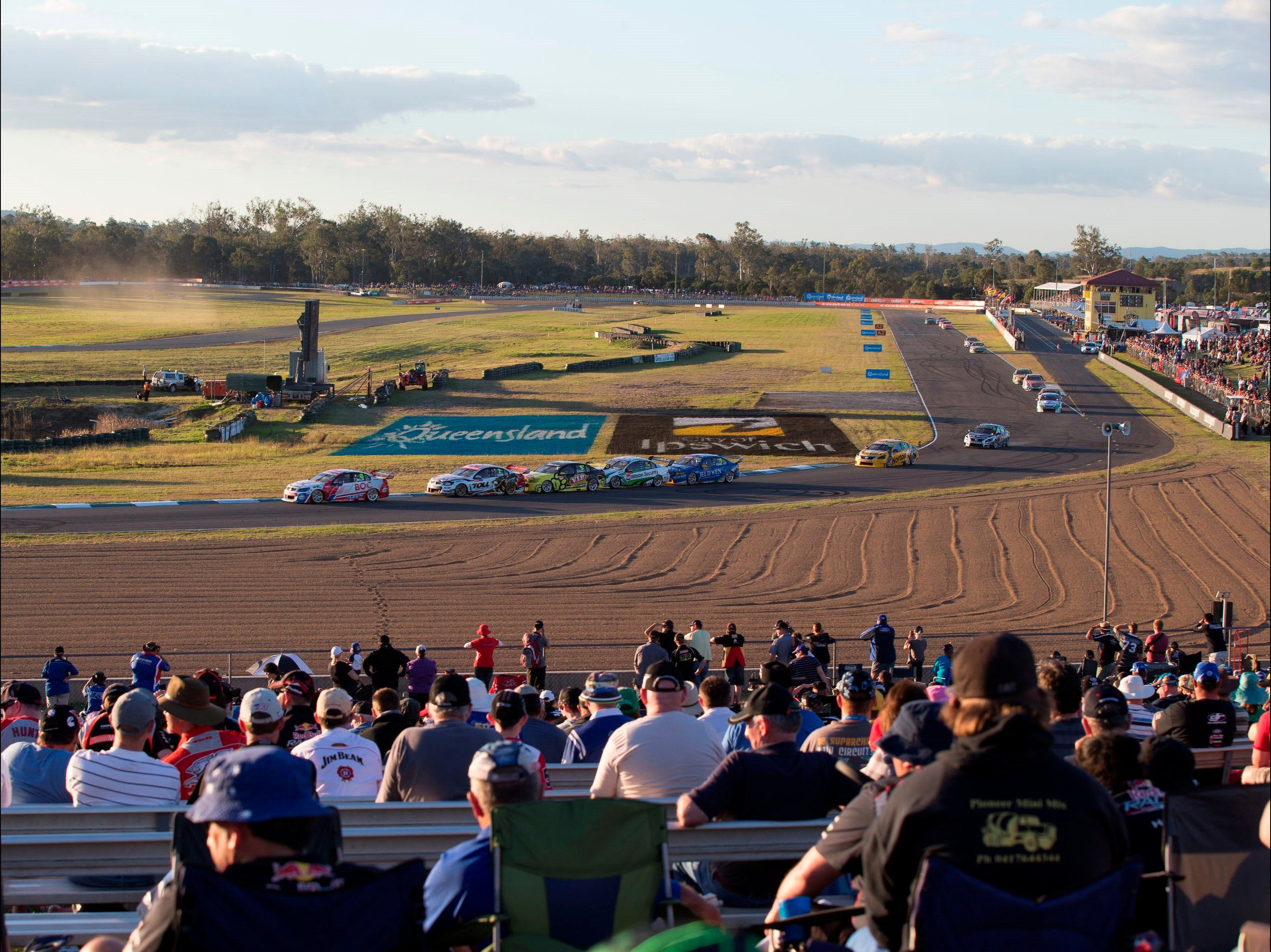 Ipswich Motorsport Precinct - Geraldton Accommodation