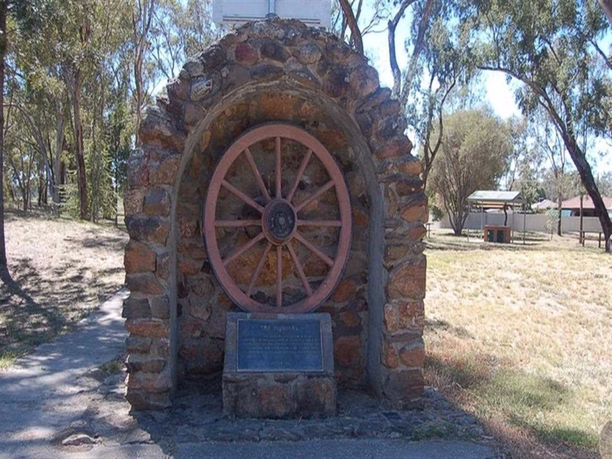 Jindera Pioneer Cairn - Geraldton Accommodation