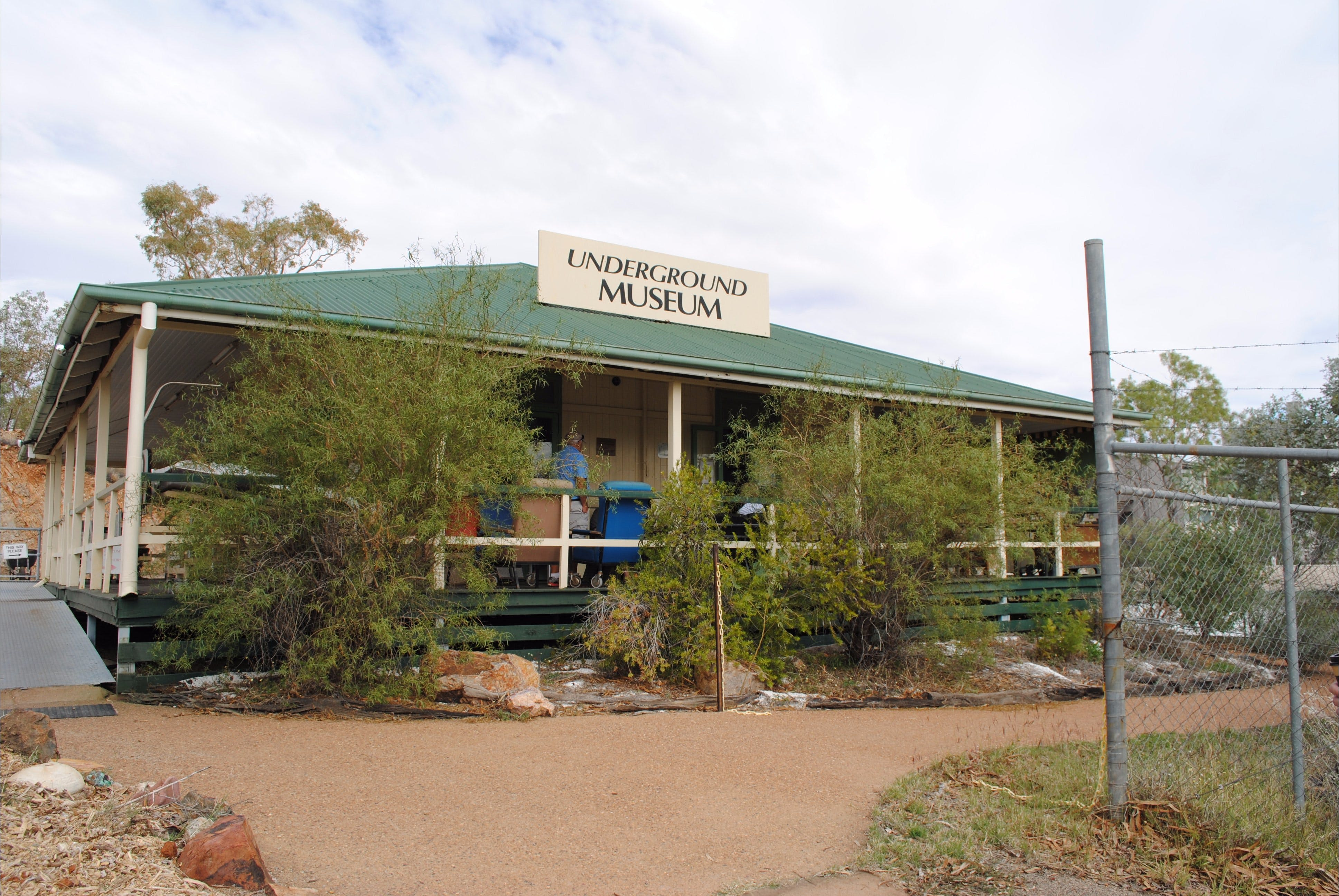 Mount Isa Underground Hospital and Museum - Geraldton Accommodation