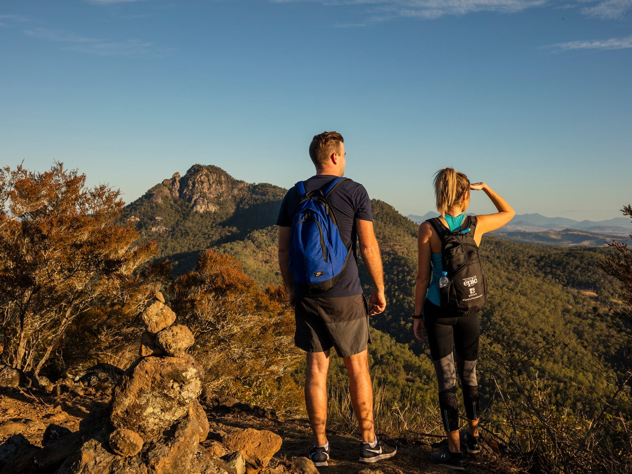 Mount Blaine Hiking Track - Geraldton Accommodation