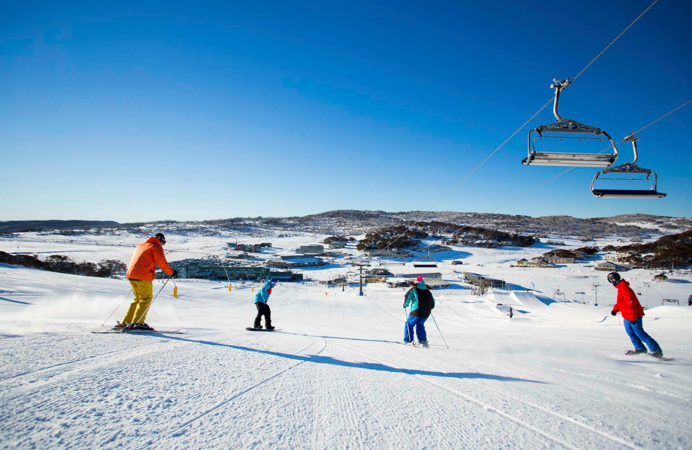 Perisher Valley - Geraldton Accommodation