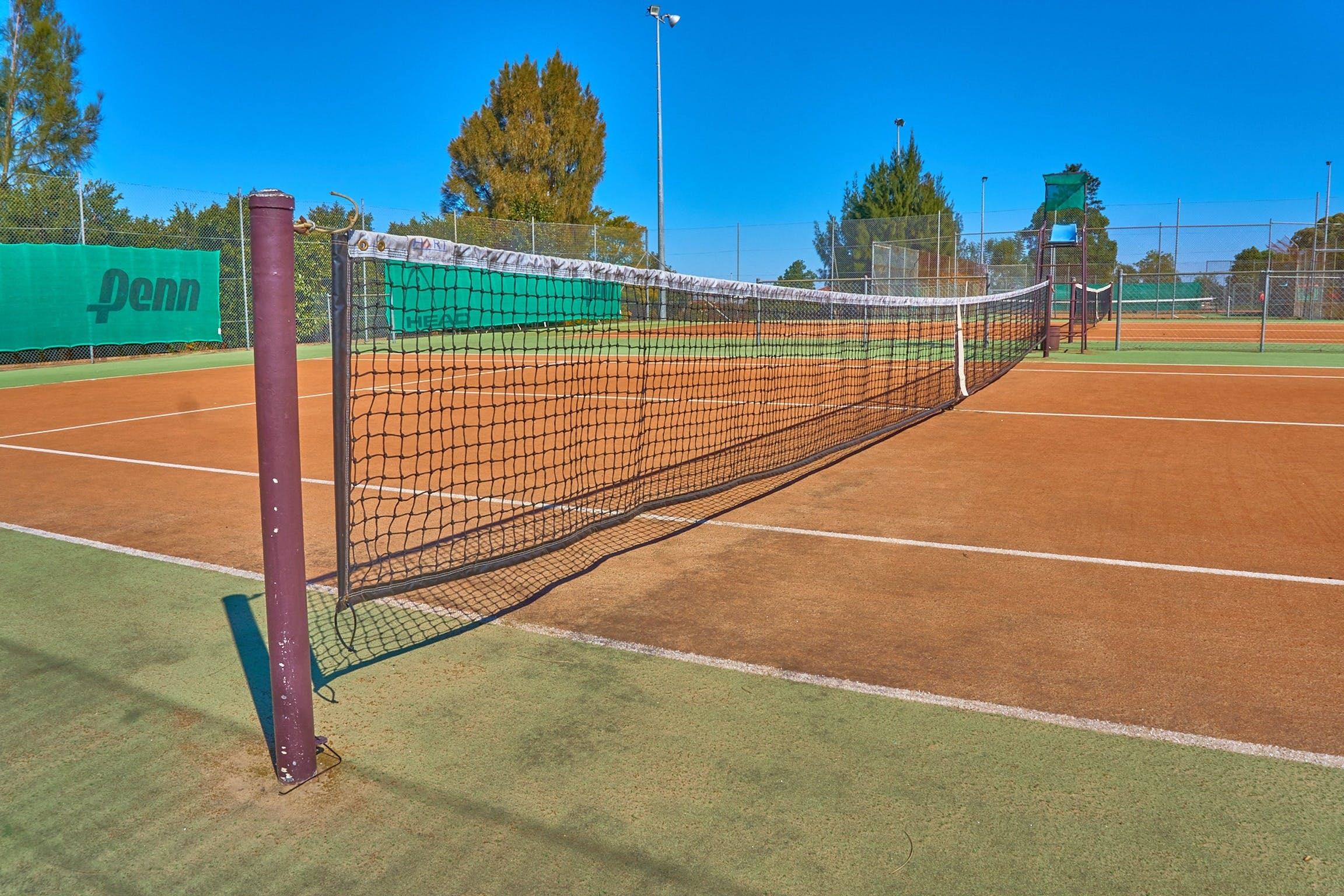 Raworth Tennis Centre - Geraldton Accommodation