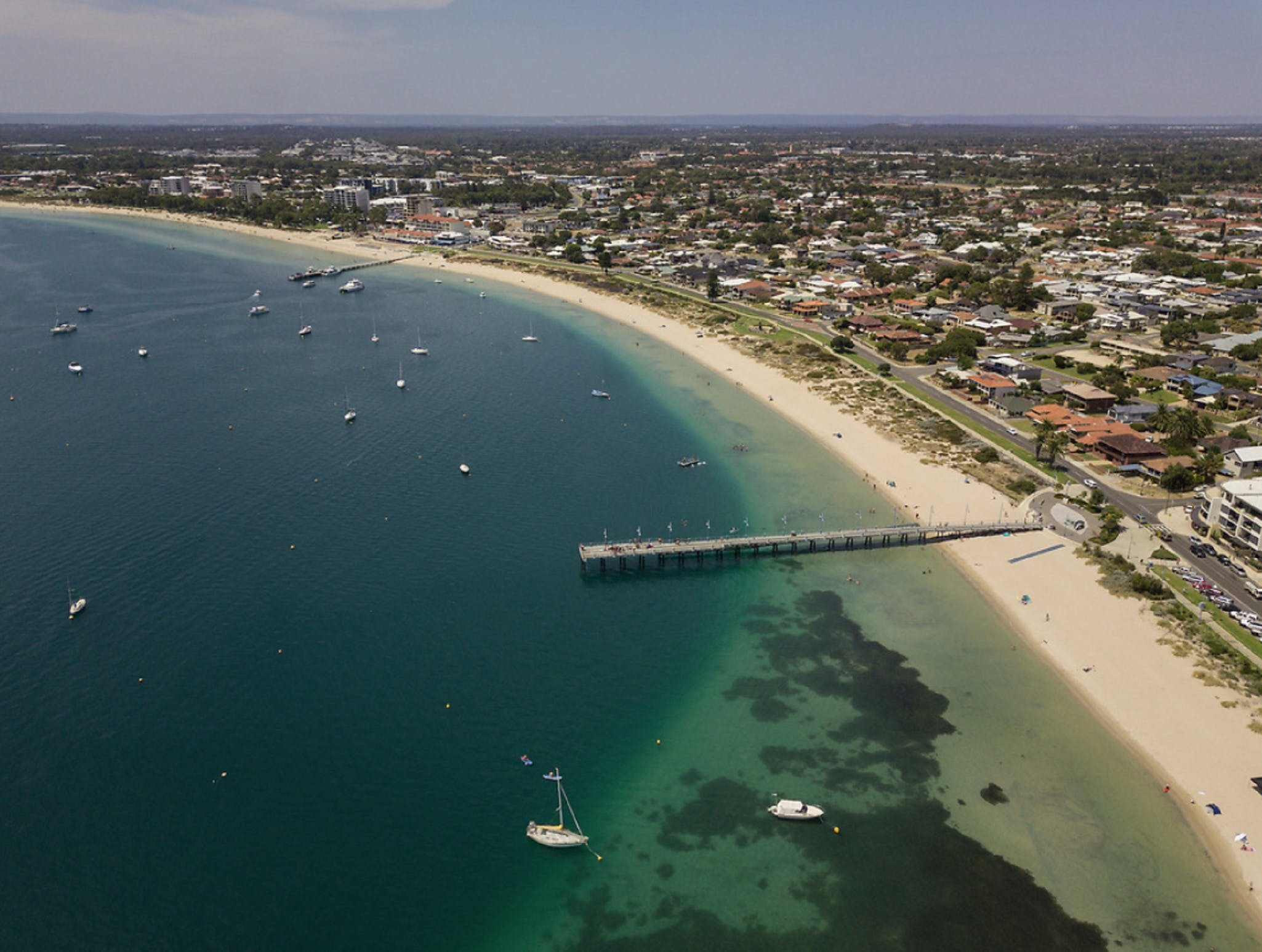 Rockingham Jetty - Geraldton Accommodation