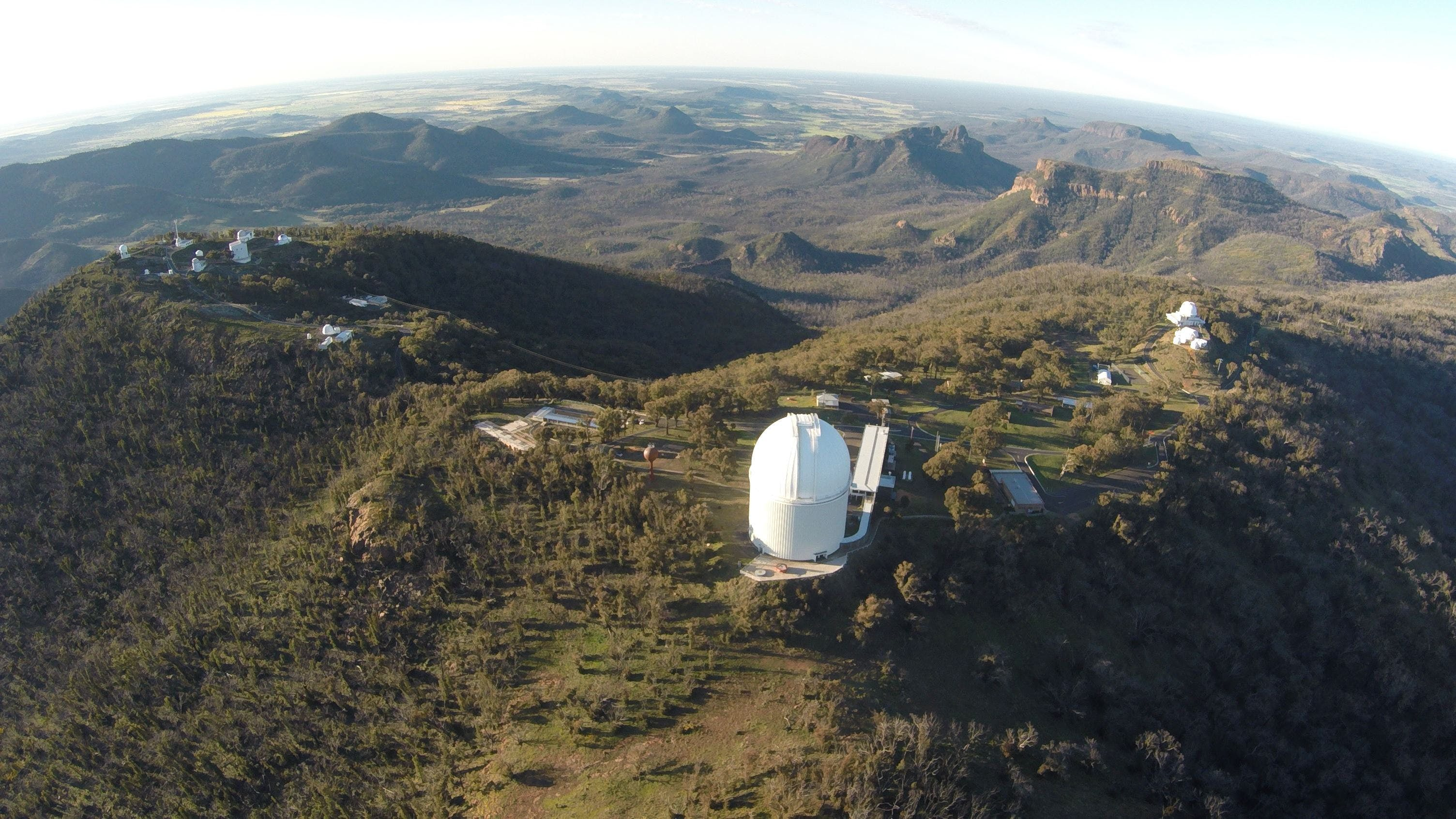 Siding Spring Observatory - Geraldton Accommodation
