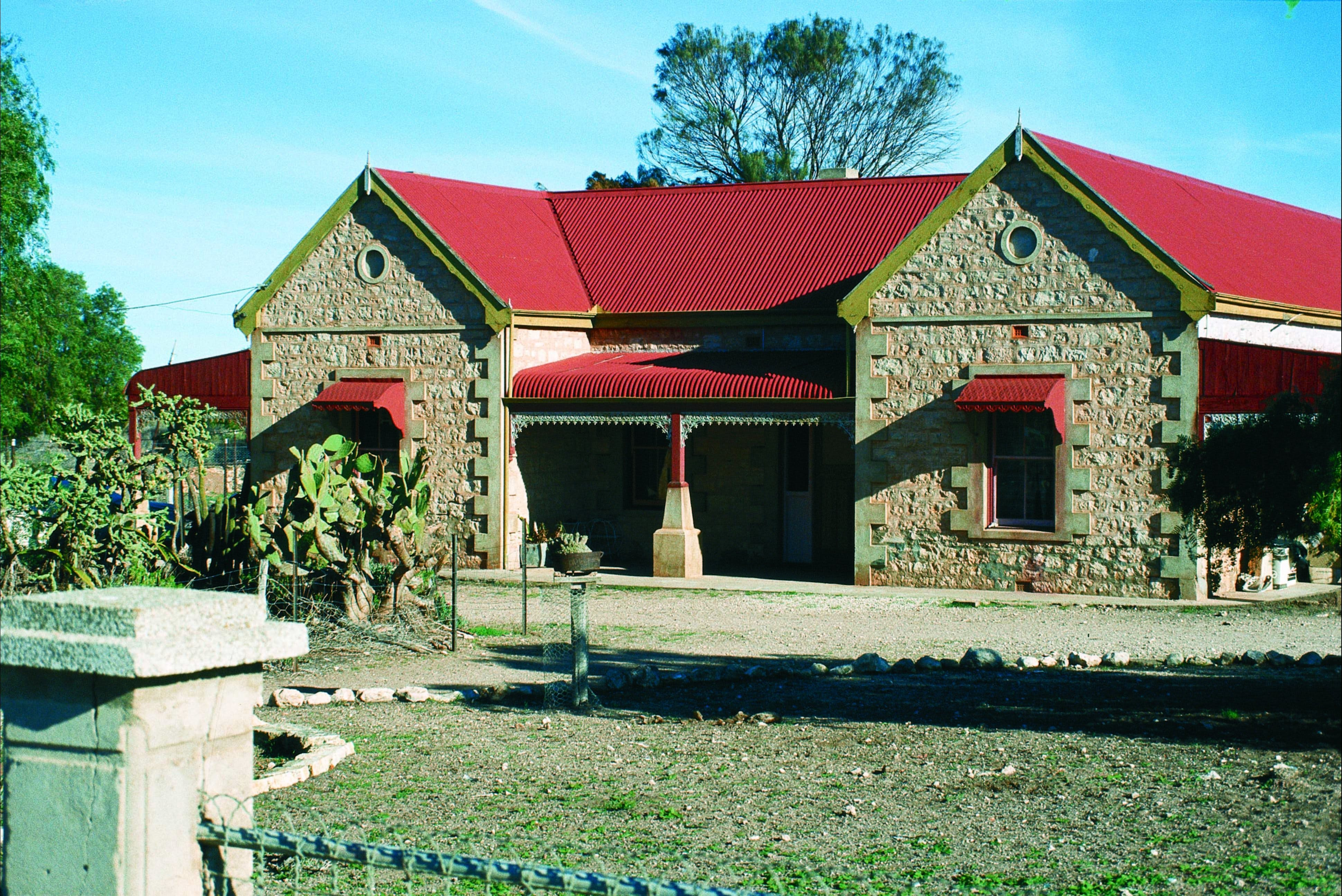 Balladonia - Geraldton Accommodation