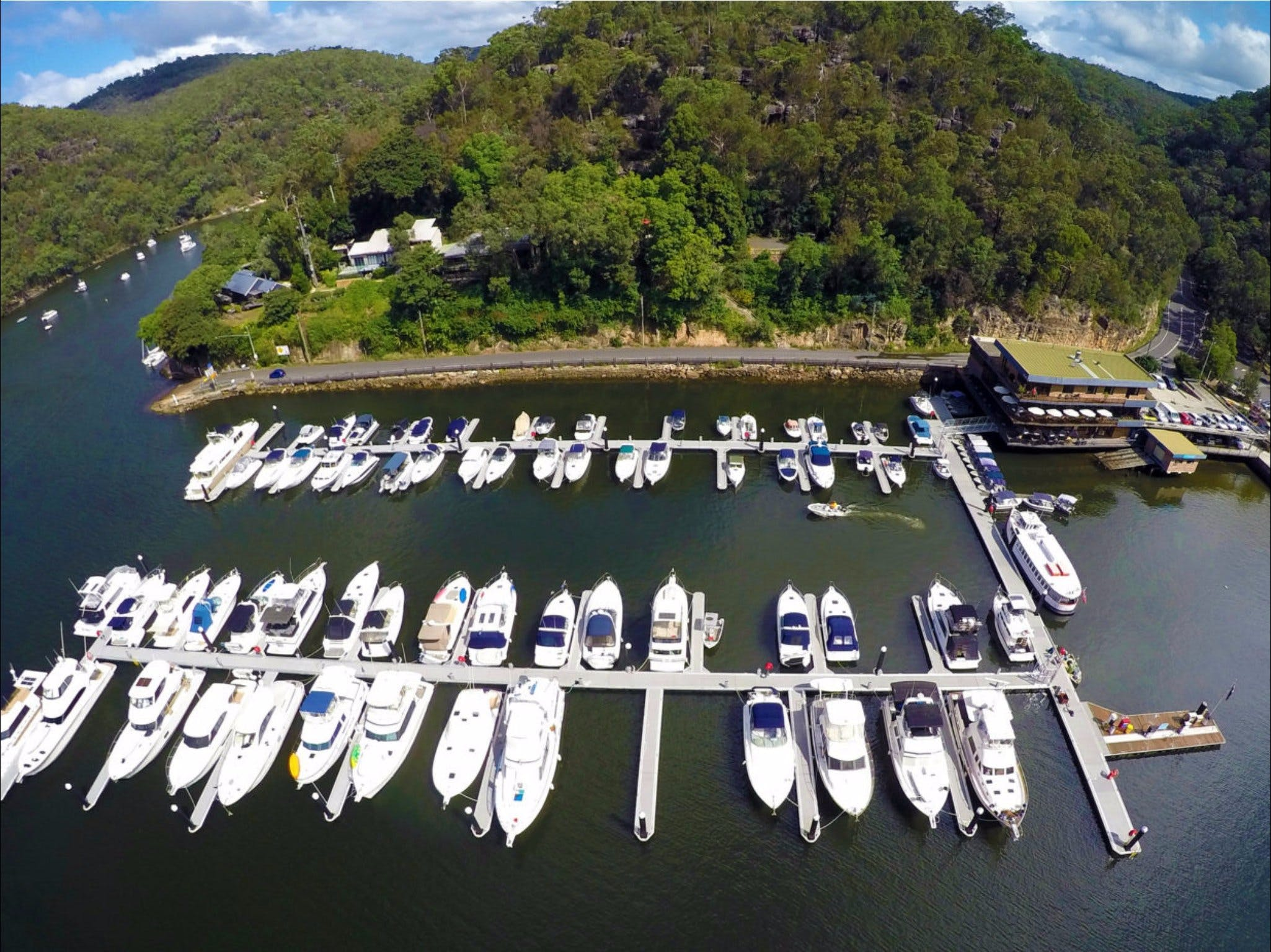 Berowra Waters Marina - Geraldton Accommodation