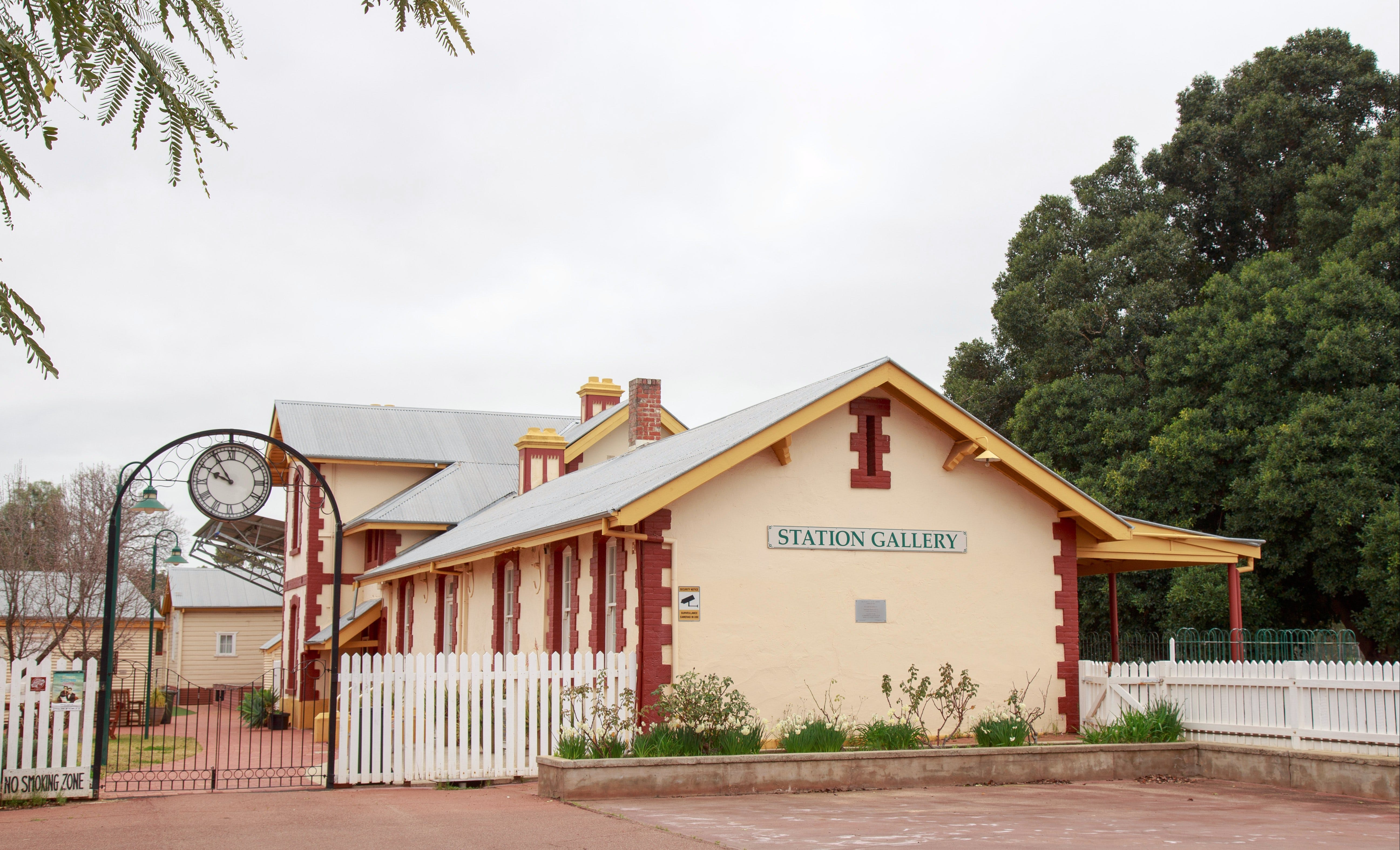 Beverley Station Arts - Geraldton Accommodation