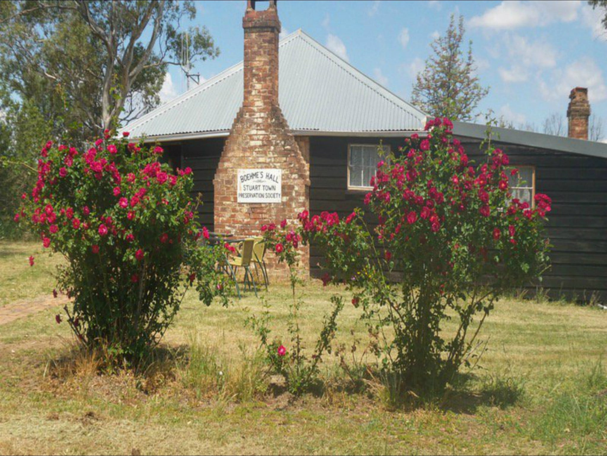 Boehme's Hall - Geraldton Accommodation