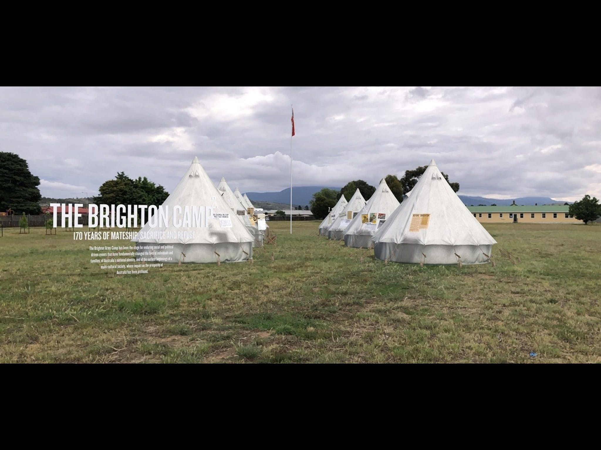 Brighton Army Camp - Geraldton Accommodation