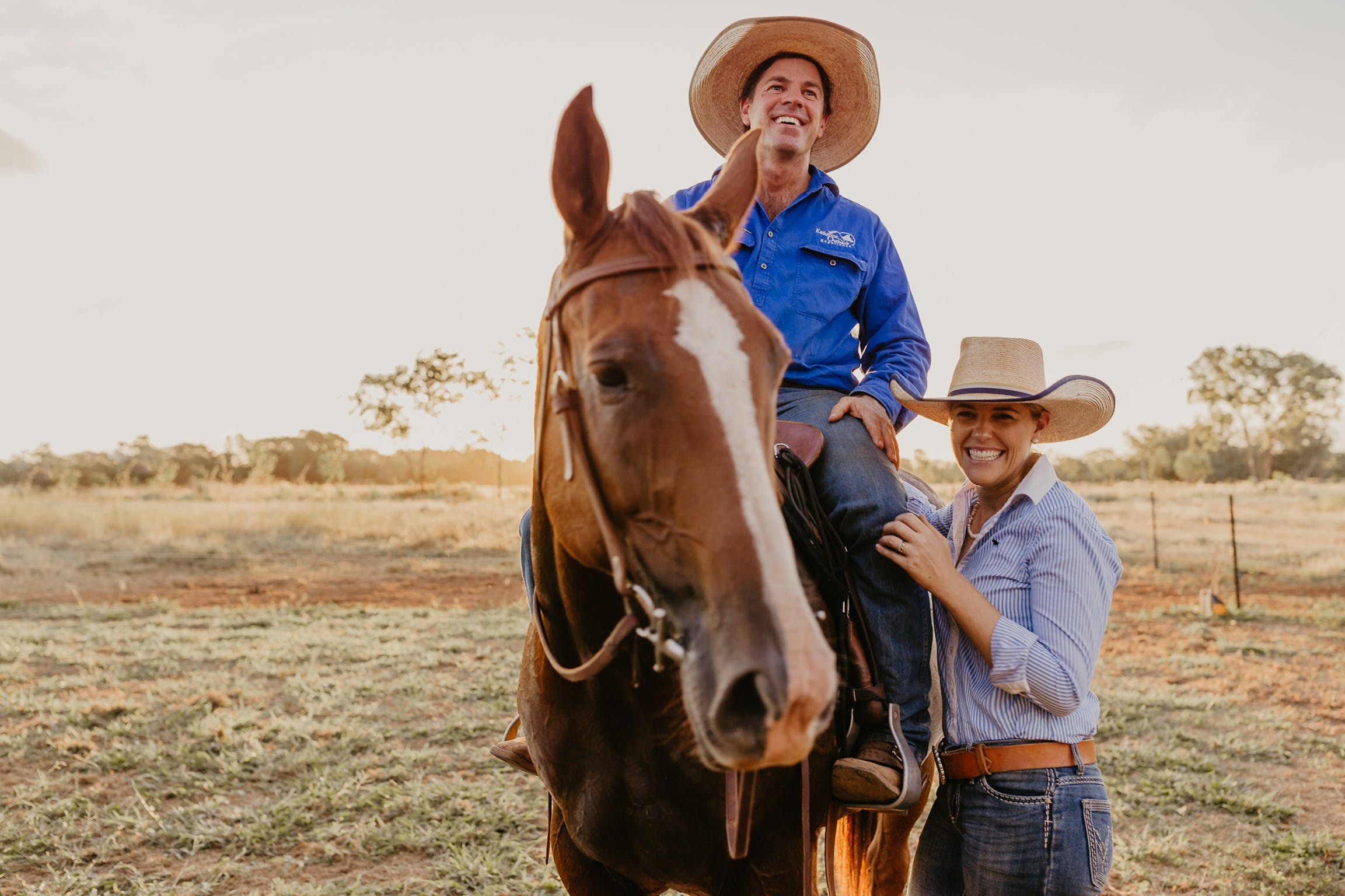 Katherine Outback Experience - Horse Riding Experience - Geraldton Accommodation