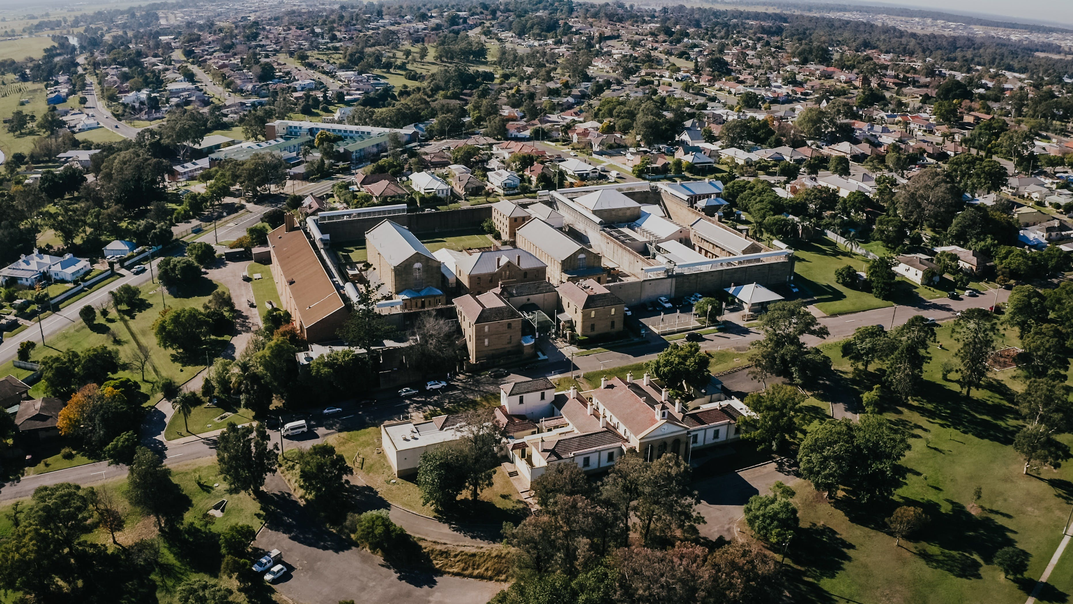Maitland Gaol - Geraldton Accommodation
