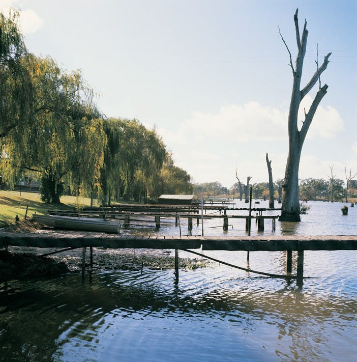 Nagambie - Geraldton Accommodation