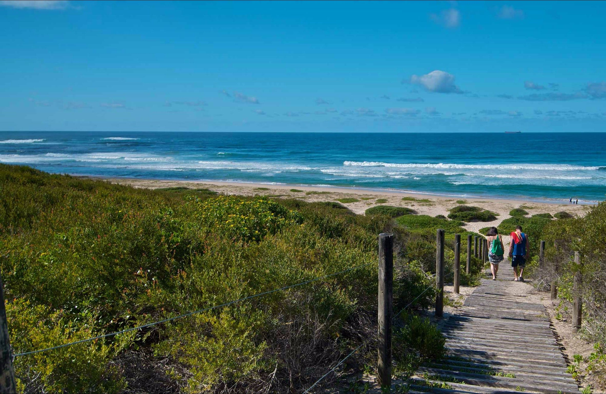 Pelican Beach Road lookout - Geraldton Accommodation