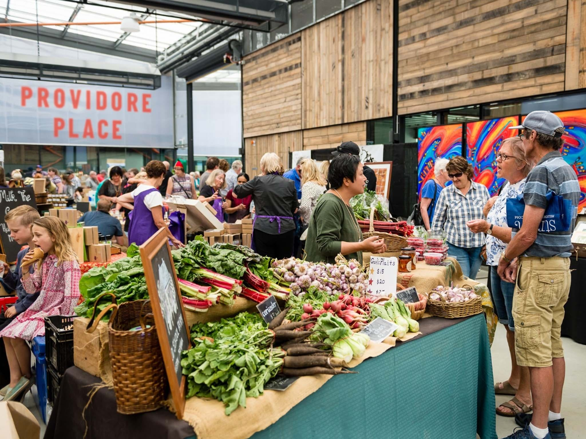 Providore Market - Geraldton Accommodation