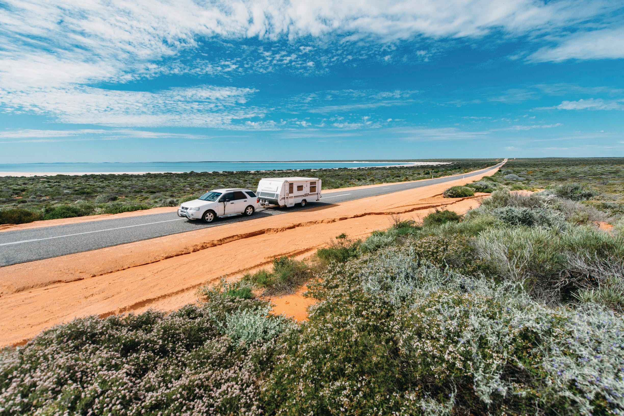 Shark Bay World Heritage Drive - Geraldton Accommodation