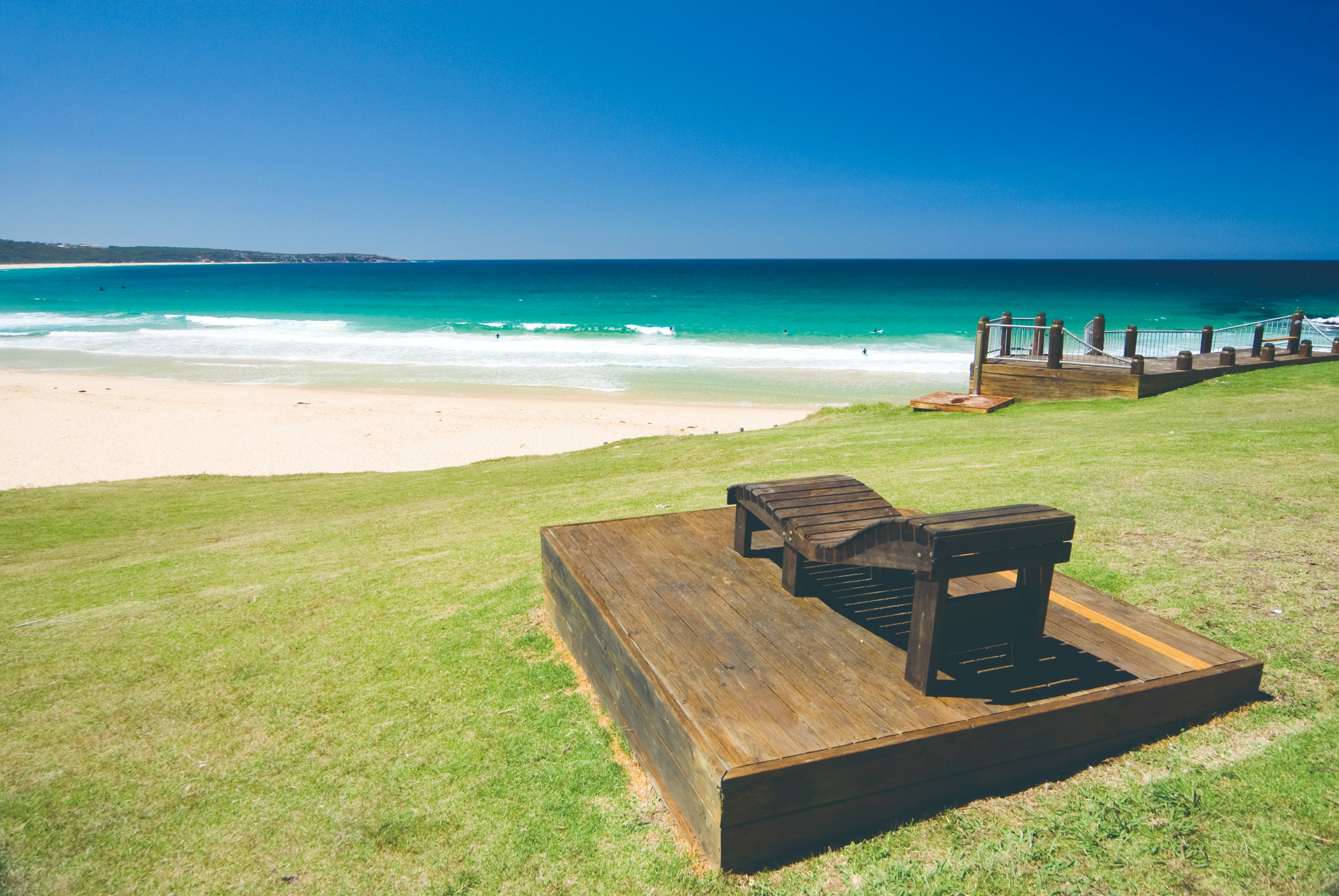 Short Point Beach - Geraldton Accommodation