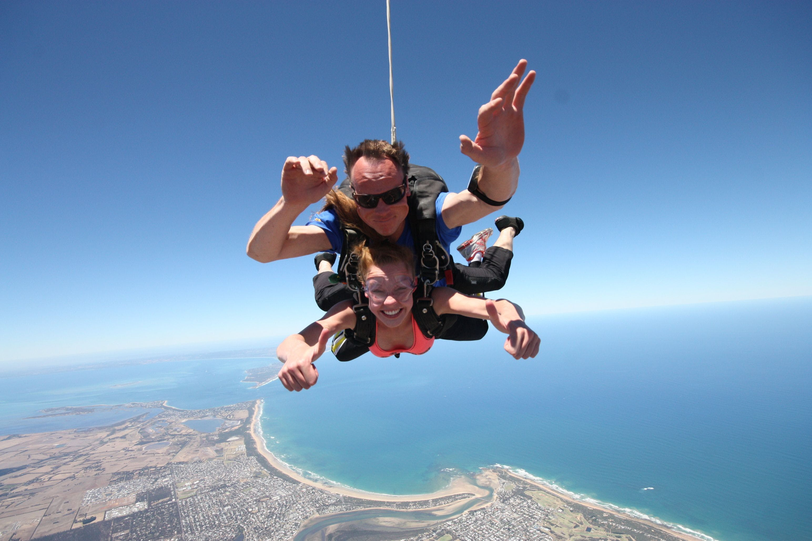 Skydive Great Ocean Road - Geraldton Accommodation