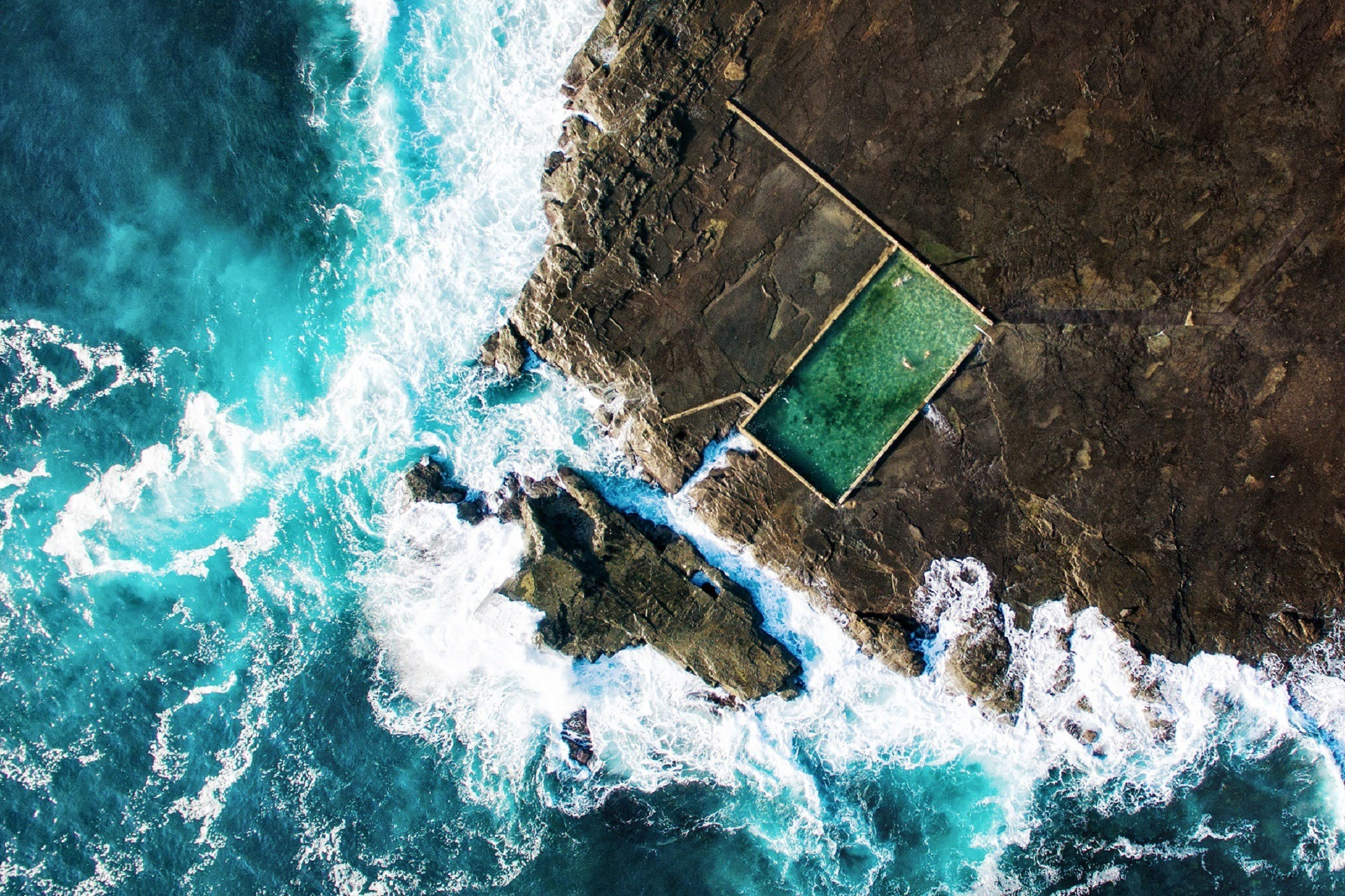 South Werri Ourie Rock Pool Gerringong - Geraldton Accommodation