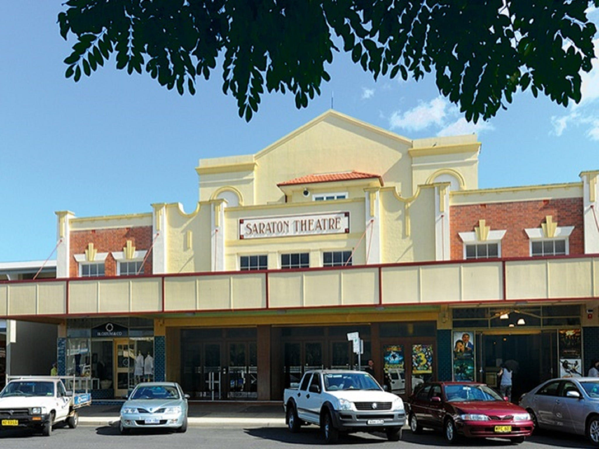 The Saraton Theatre Grafton - Geraldton Accommodation