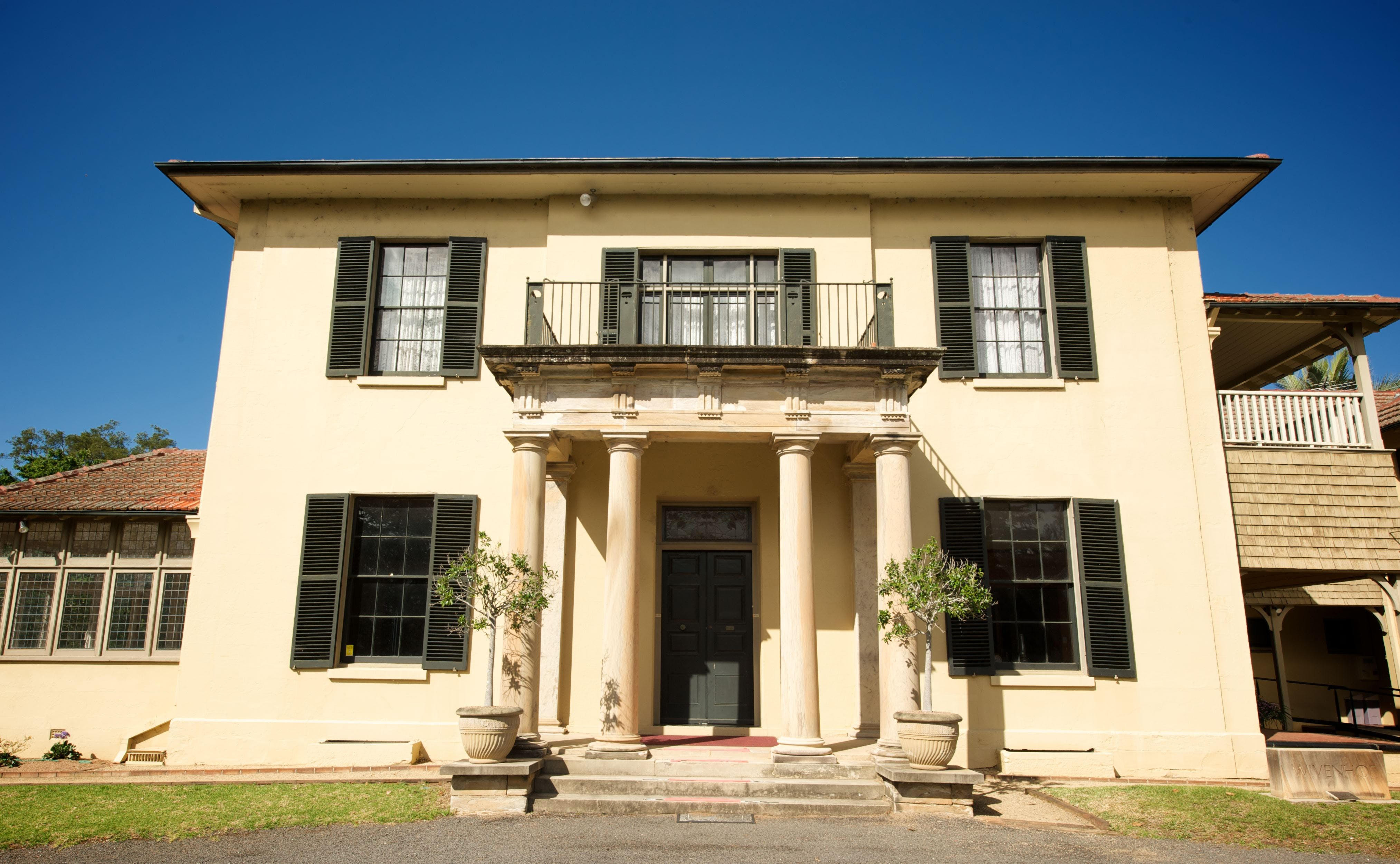 Wivenhoe House - Geraldton Accommodation