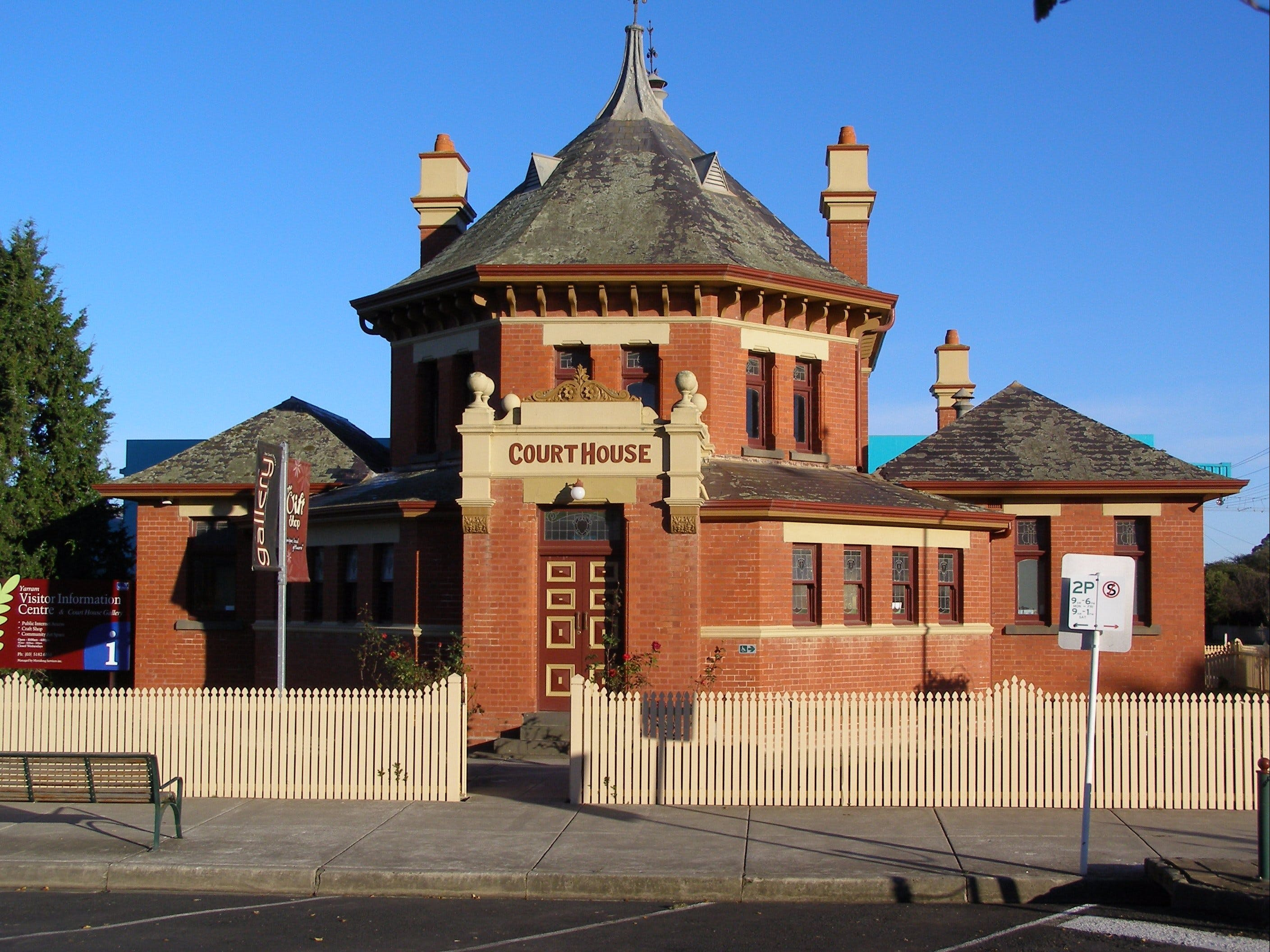 Yarram Courthouse Gallery - Geraldton Accommodation