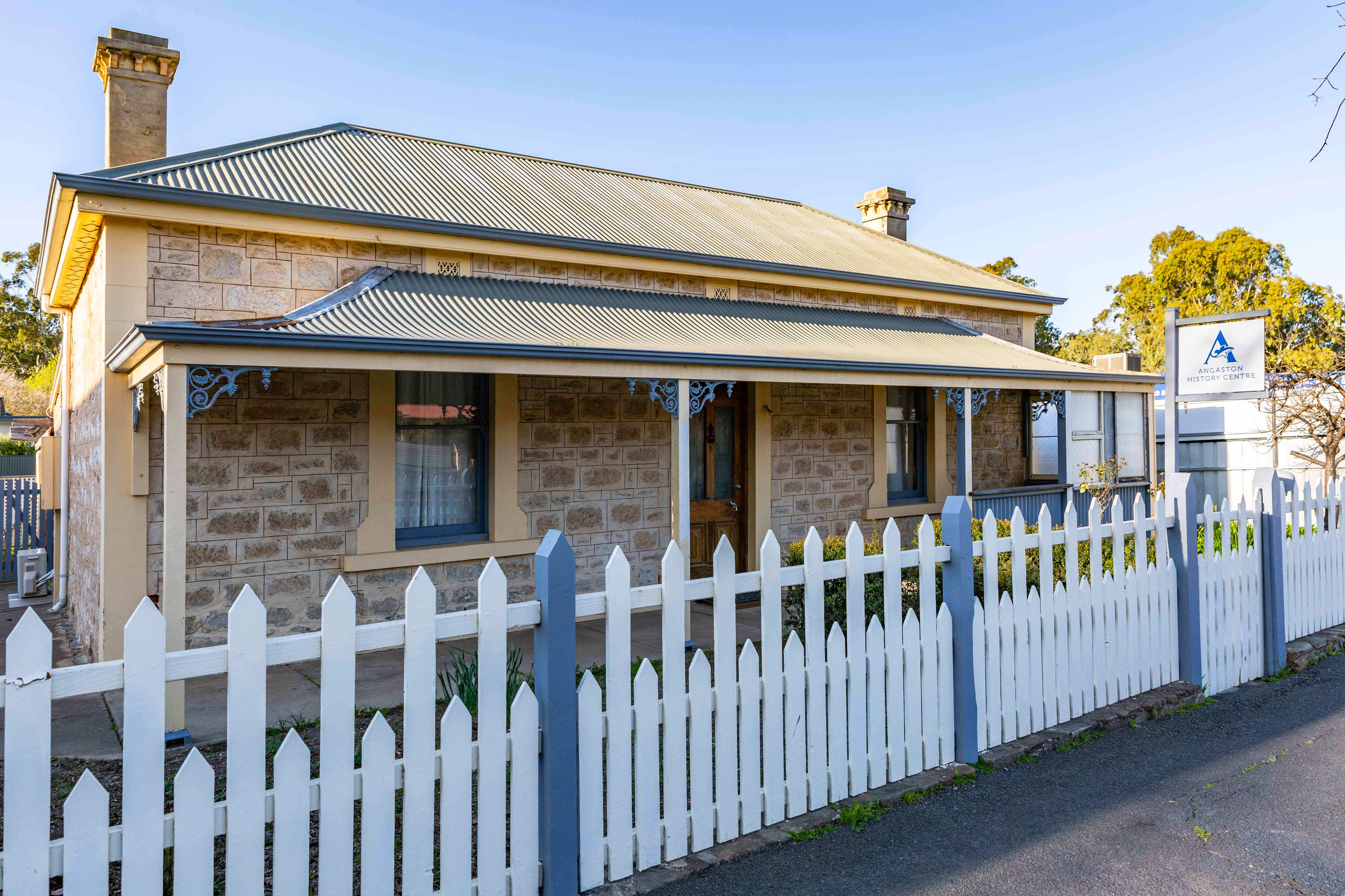 Angaston History Centre - Geraldton Accommodation