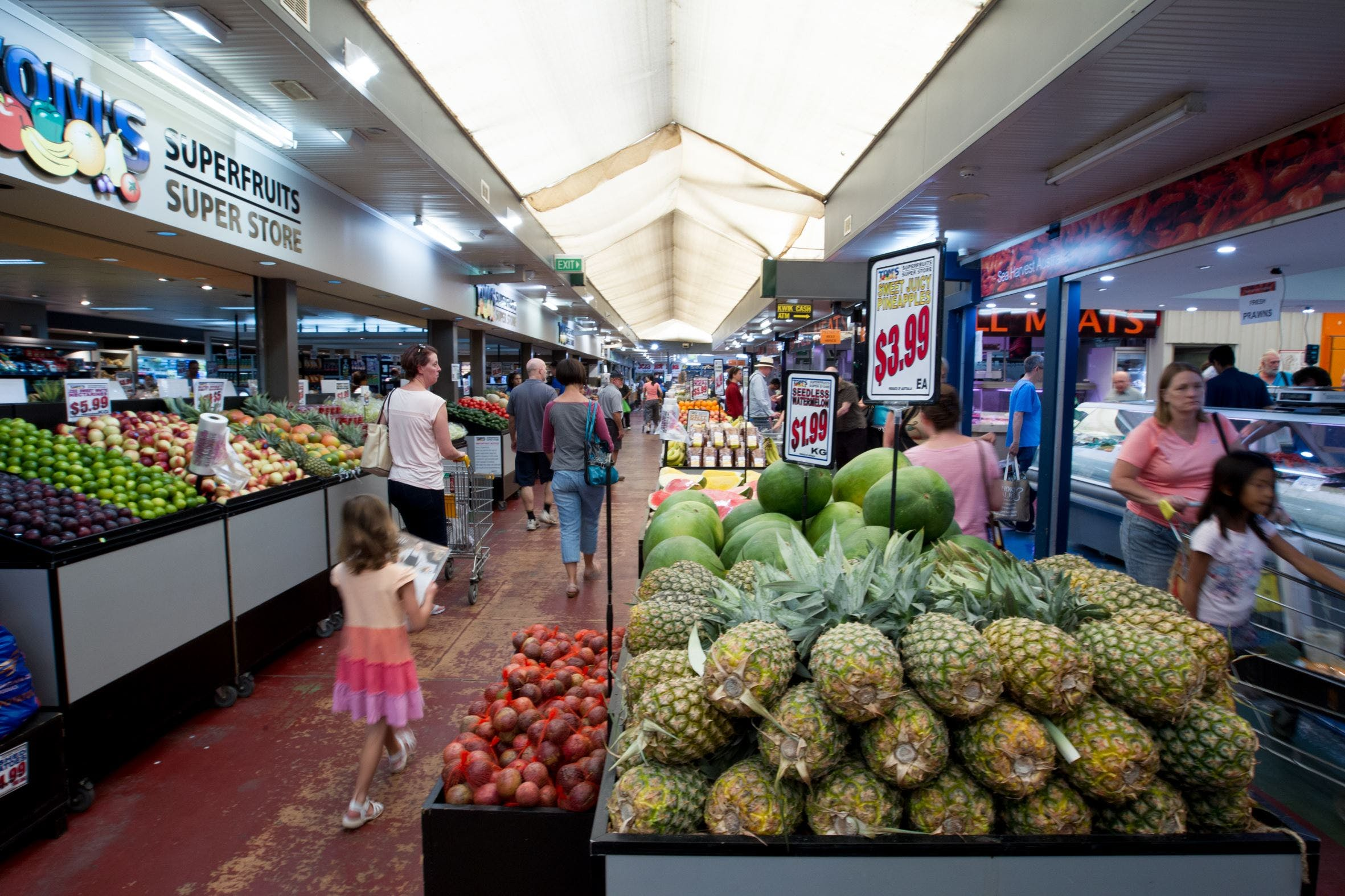 Belconnen Fresh Food Markets - Geraldton Accommodation