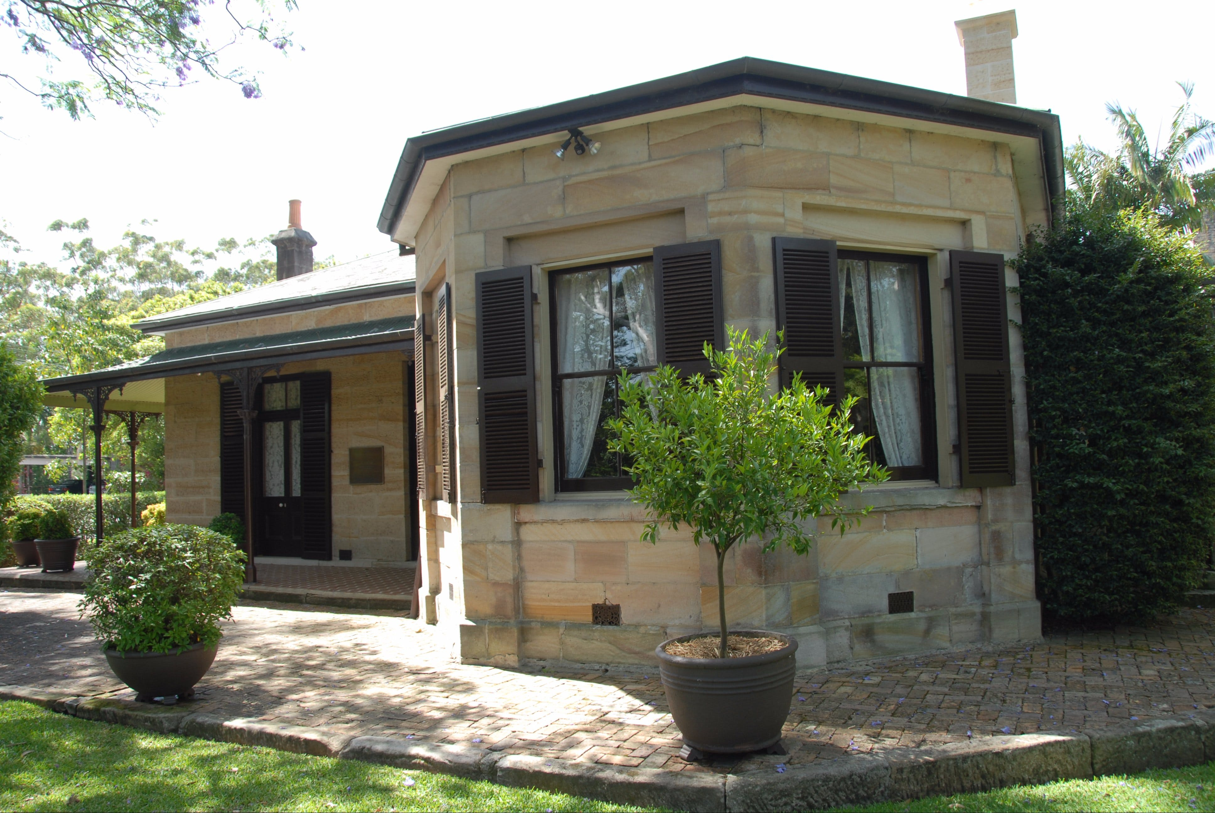 Carisbrook Historic House - Geraldton Accommodation