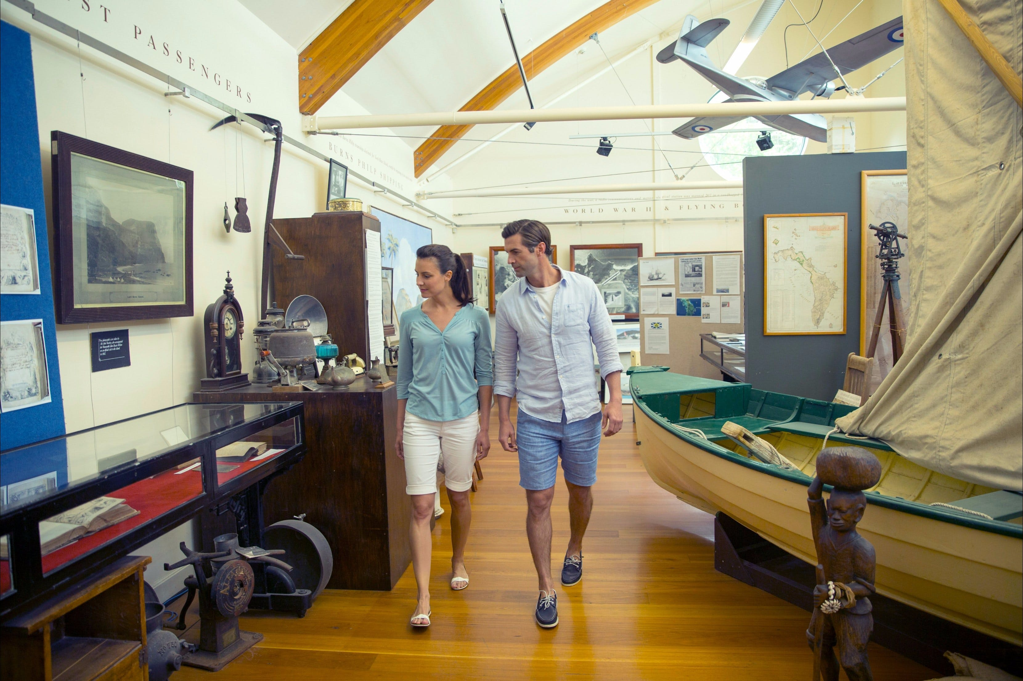 Lord Howe Island Museum and Visitor Centre - Geraldton Accommodation