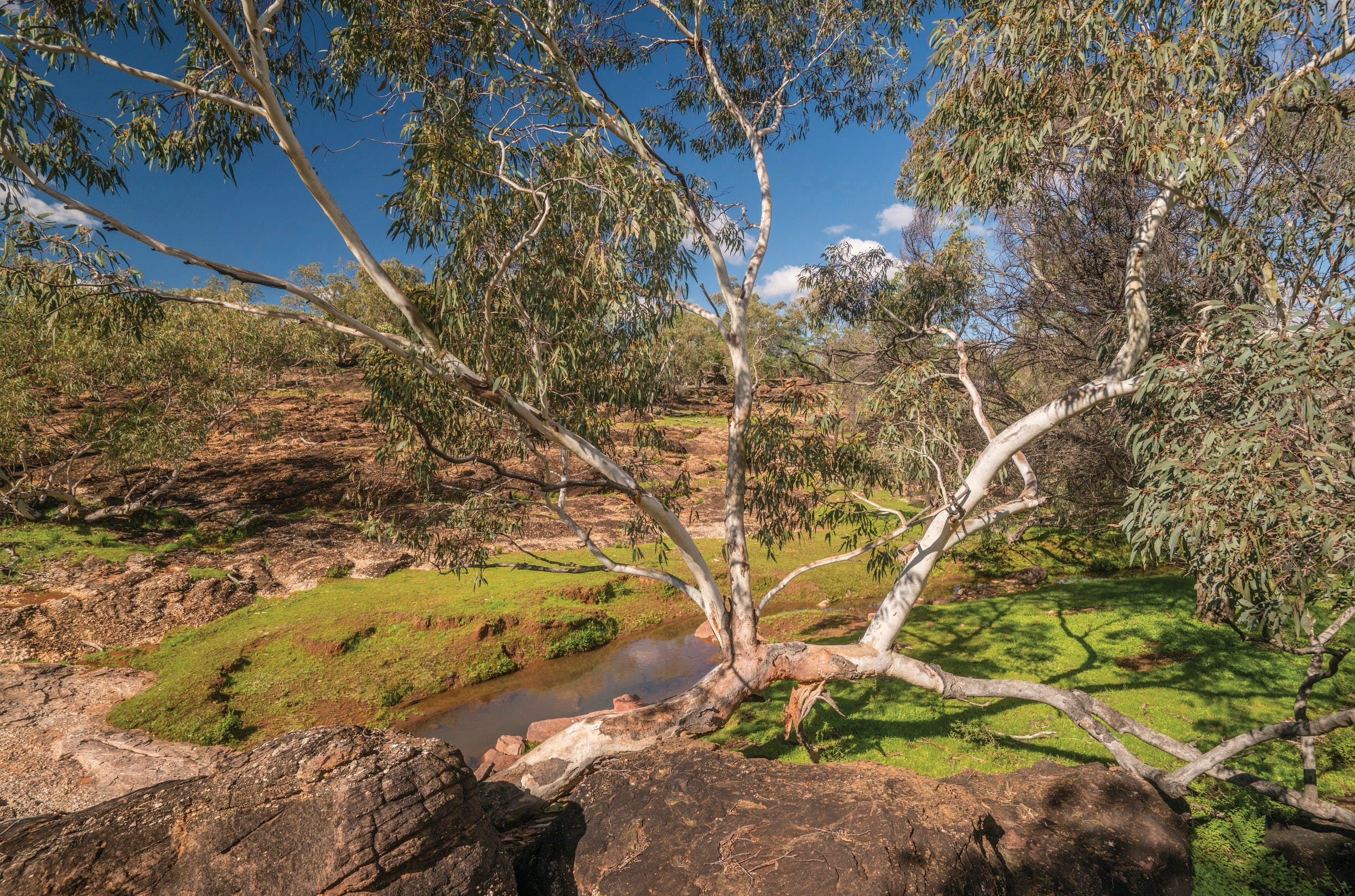 Mount Grenfell Historic Site - Geraldton Accommodation
