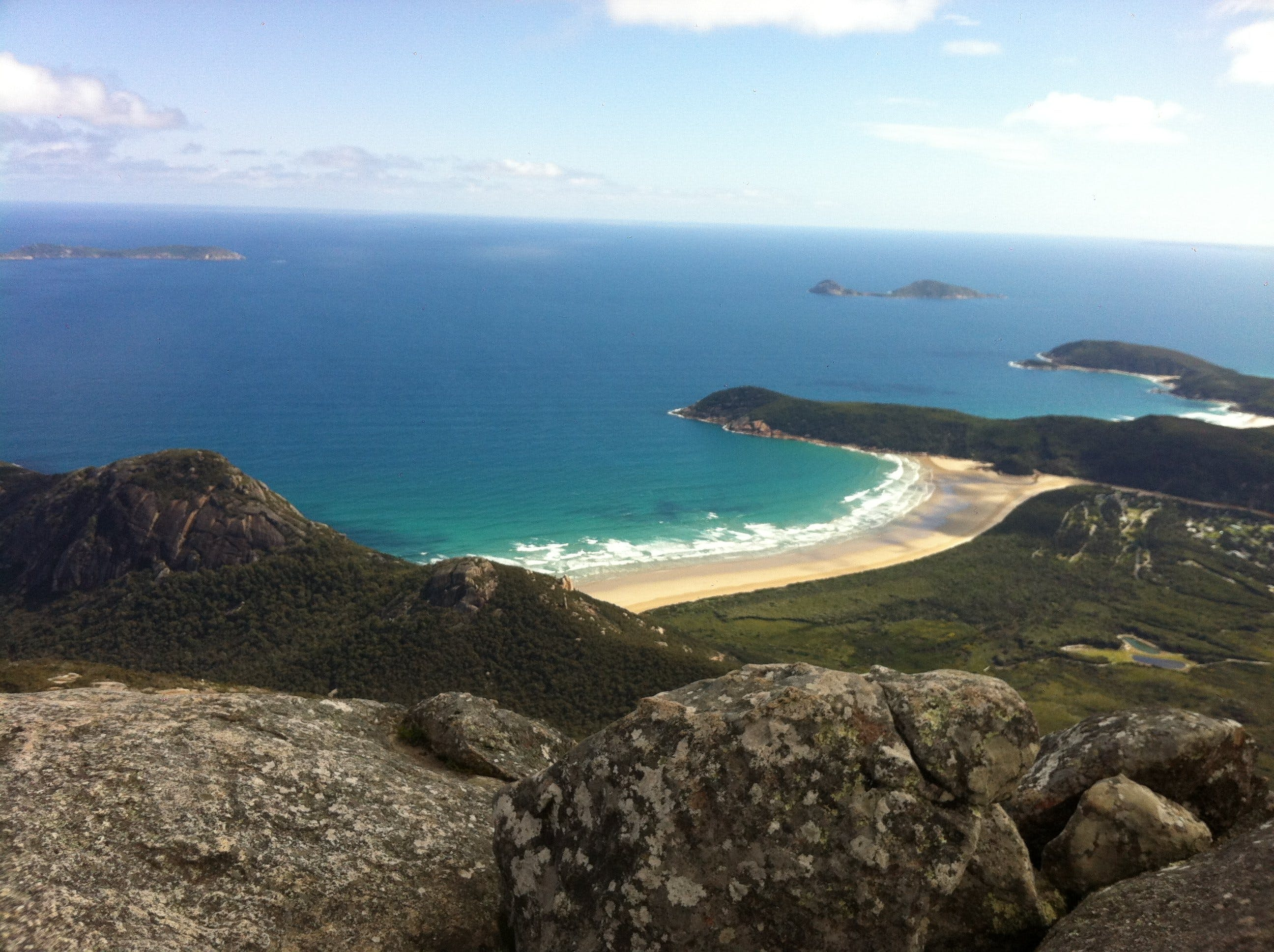 Mt Oberon Summit Walk - Geraldton Accommodation