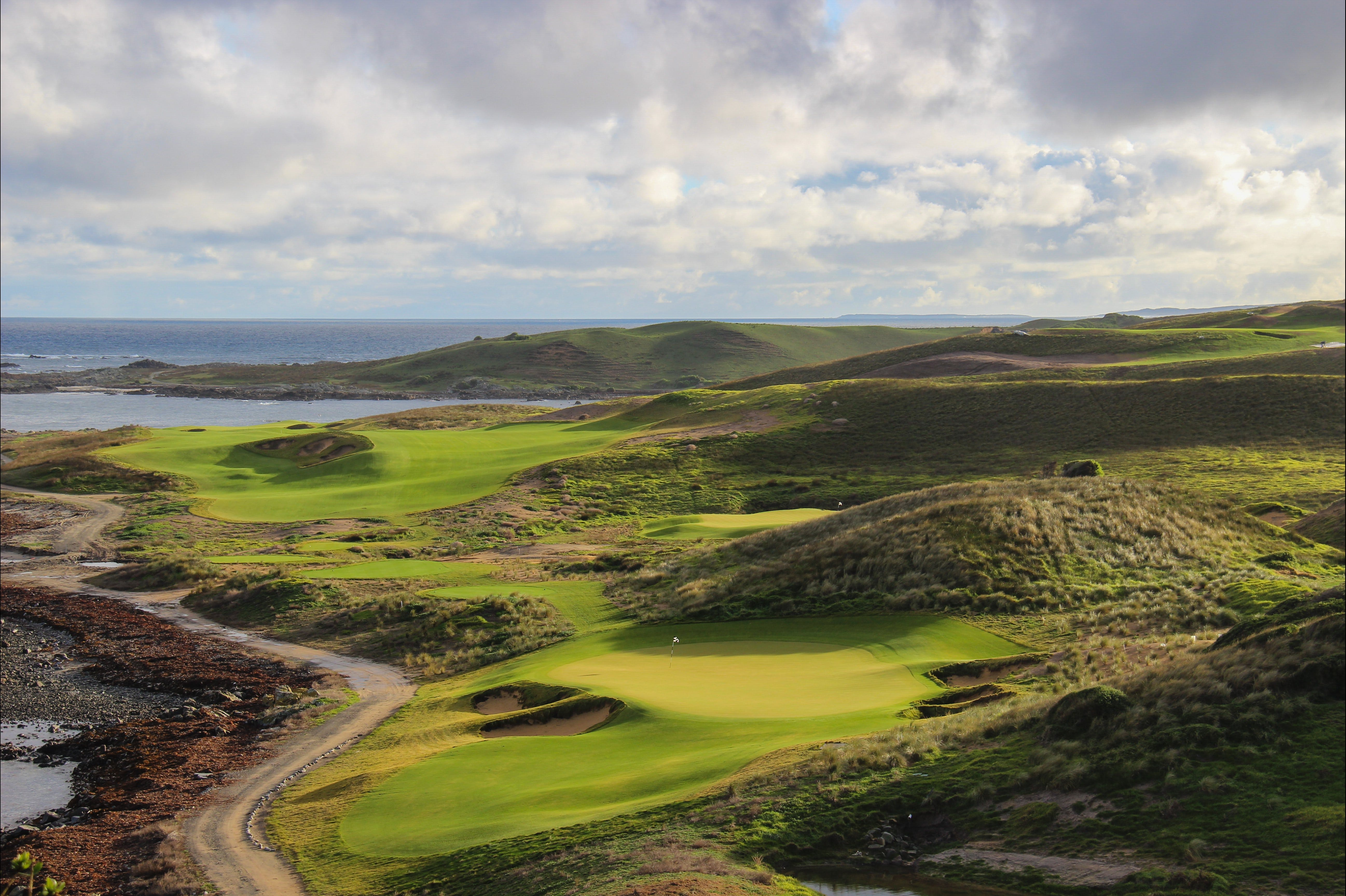 Ocean Dunes Golf Links King Island - Geraldton Accommodation