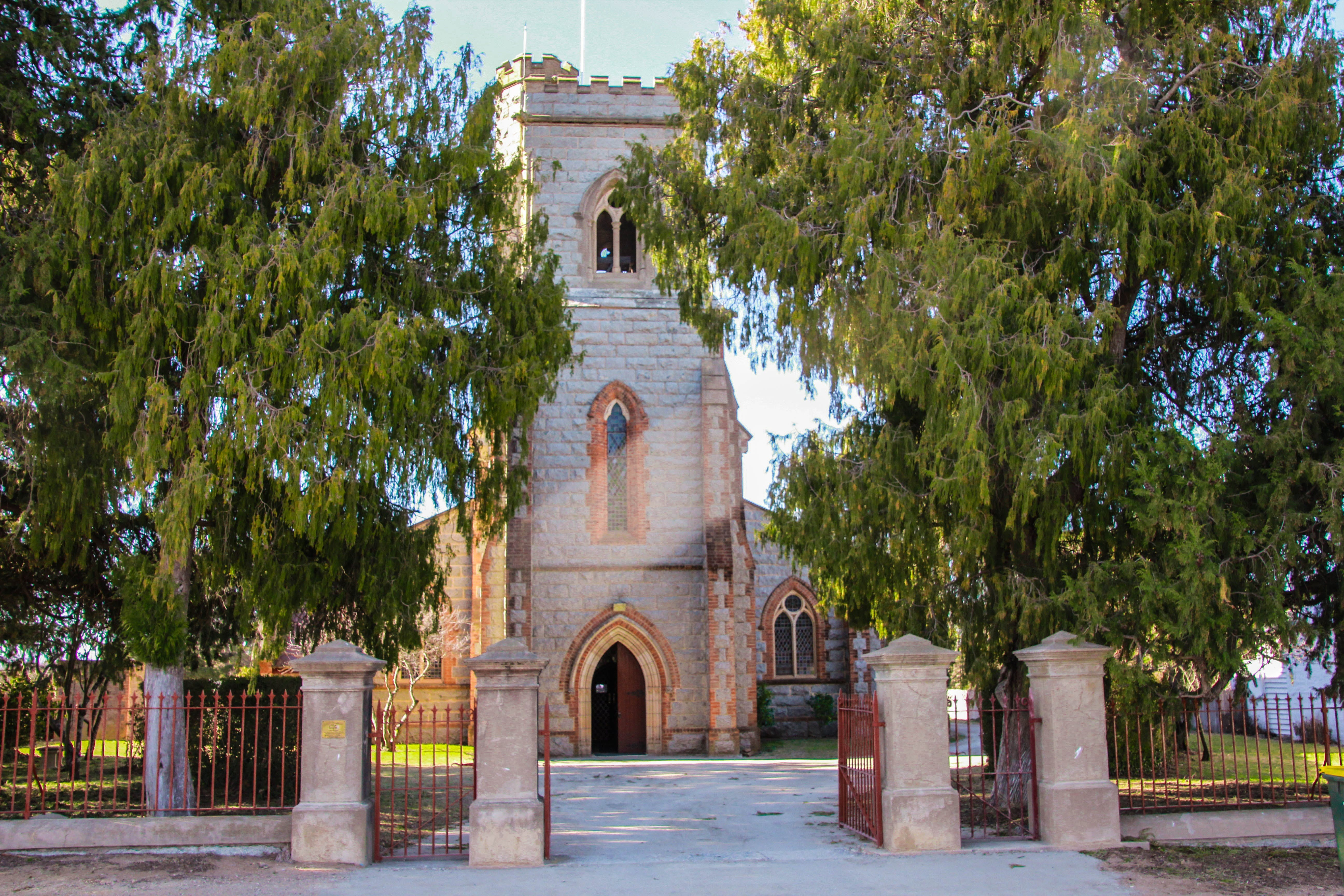 Parish Church of St Andrew - Geraldton Accommodation