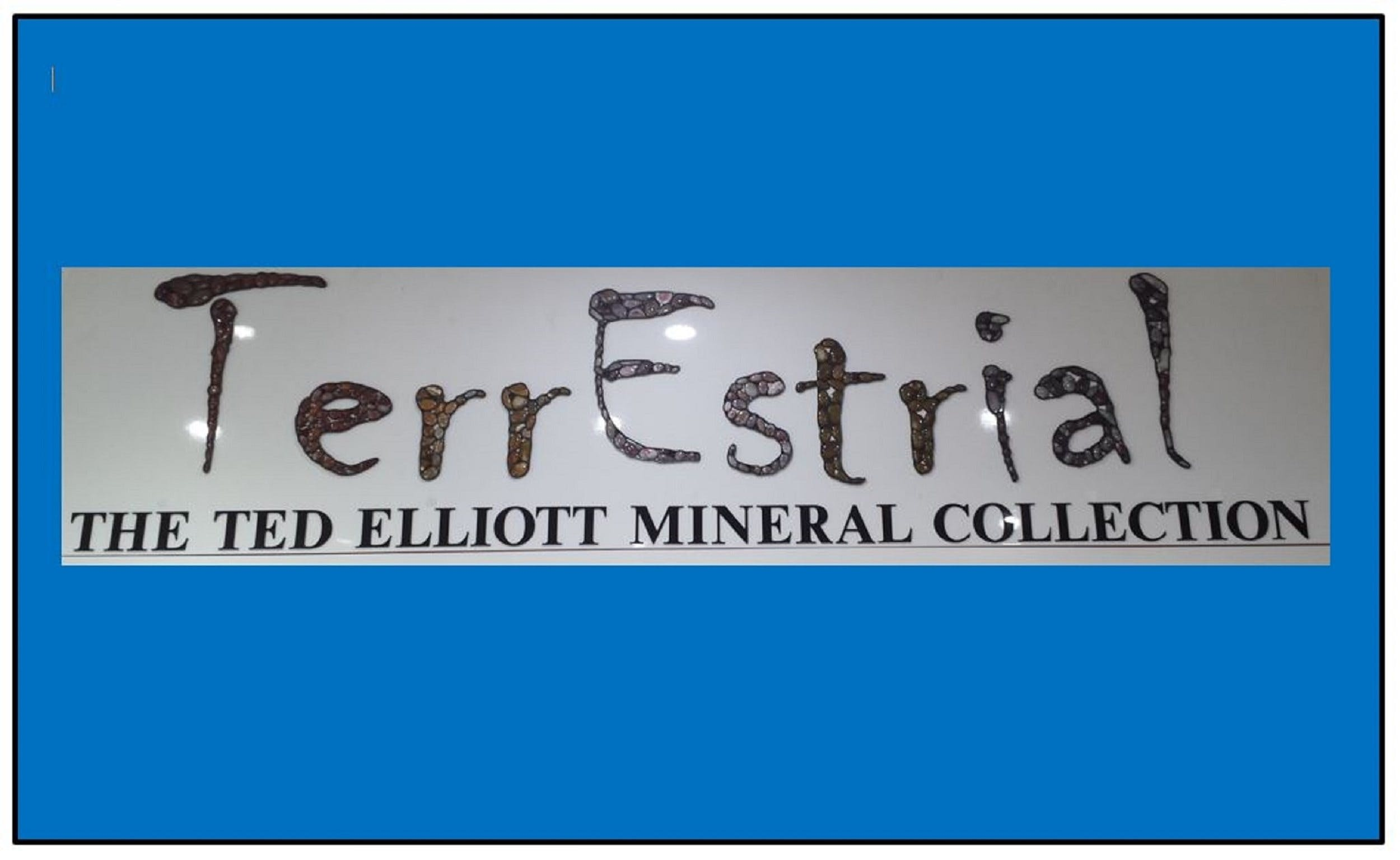 The Ted Elliott Mineral Collection - Geraldton Accommodation