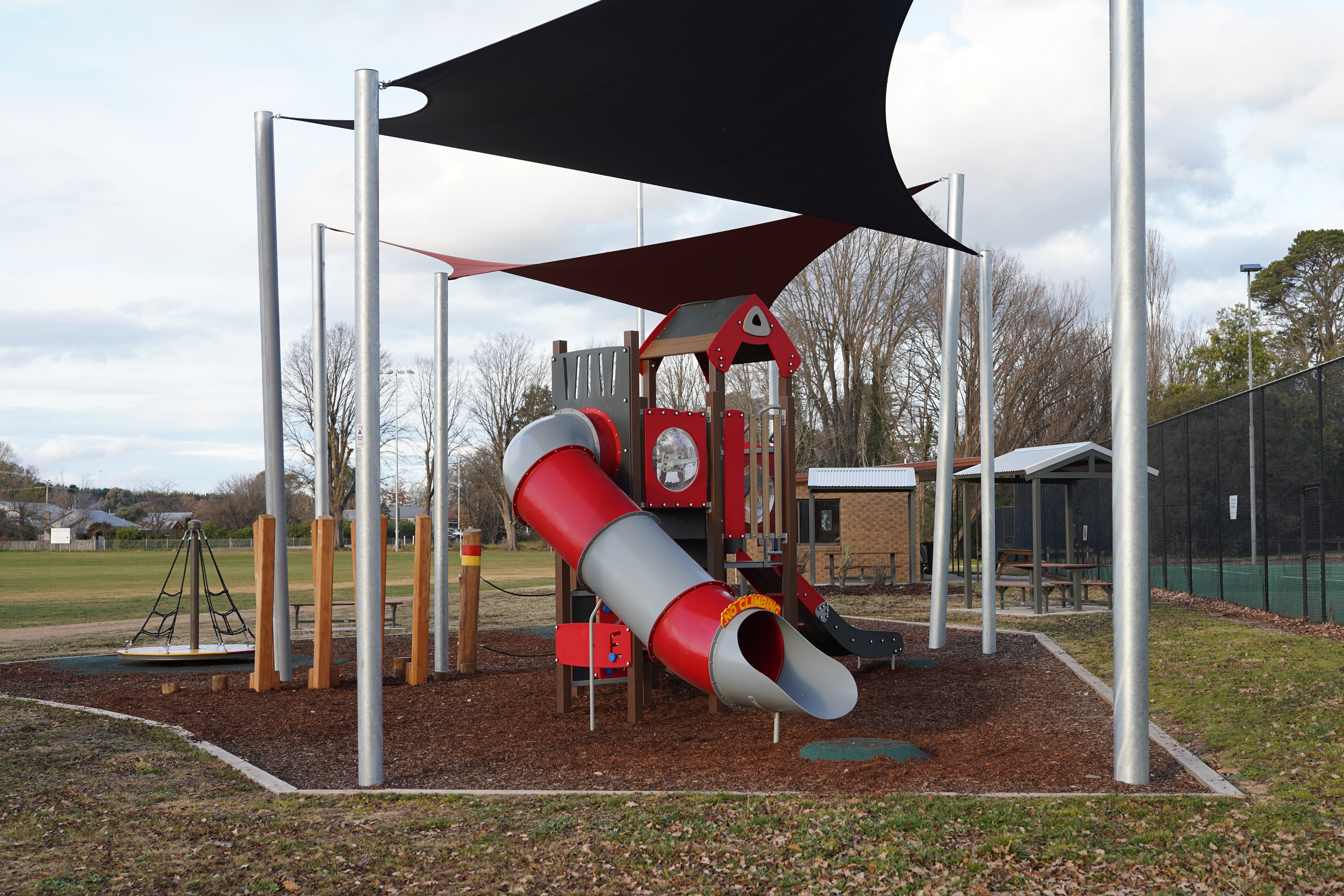 Braidwood Recreation Grounds and Playground - Geraldton Accommodation