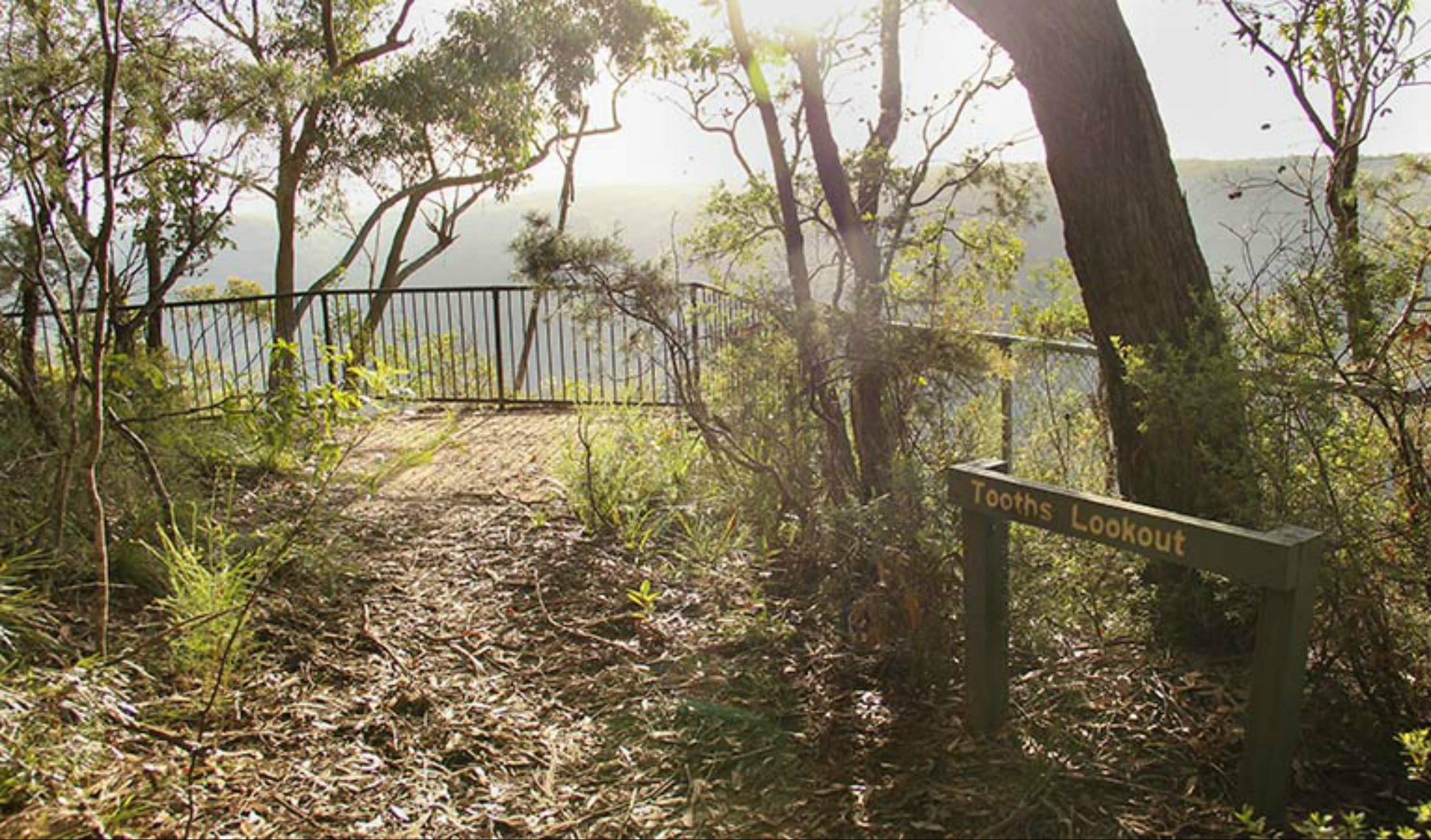 Bundanoon Creek walking track - Geraldton Accommodation