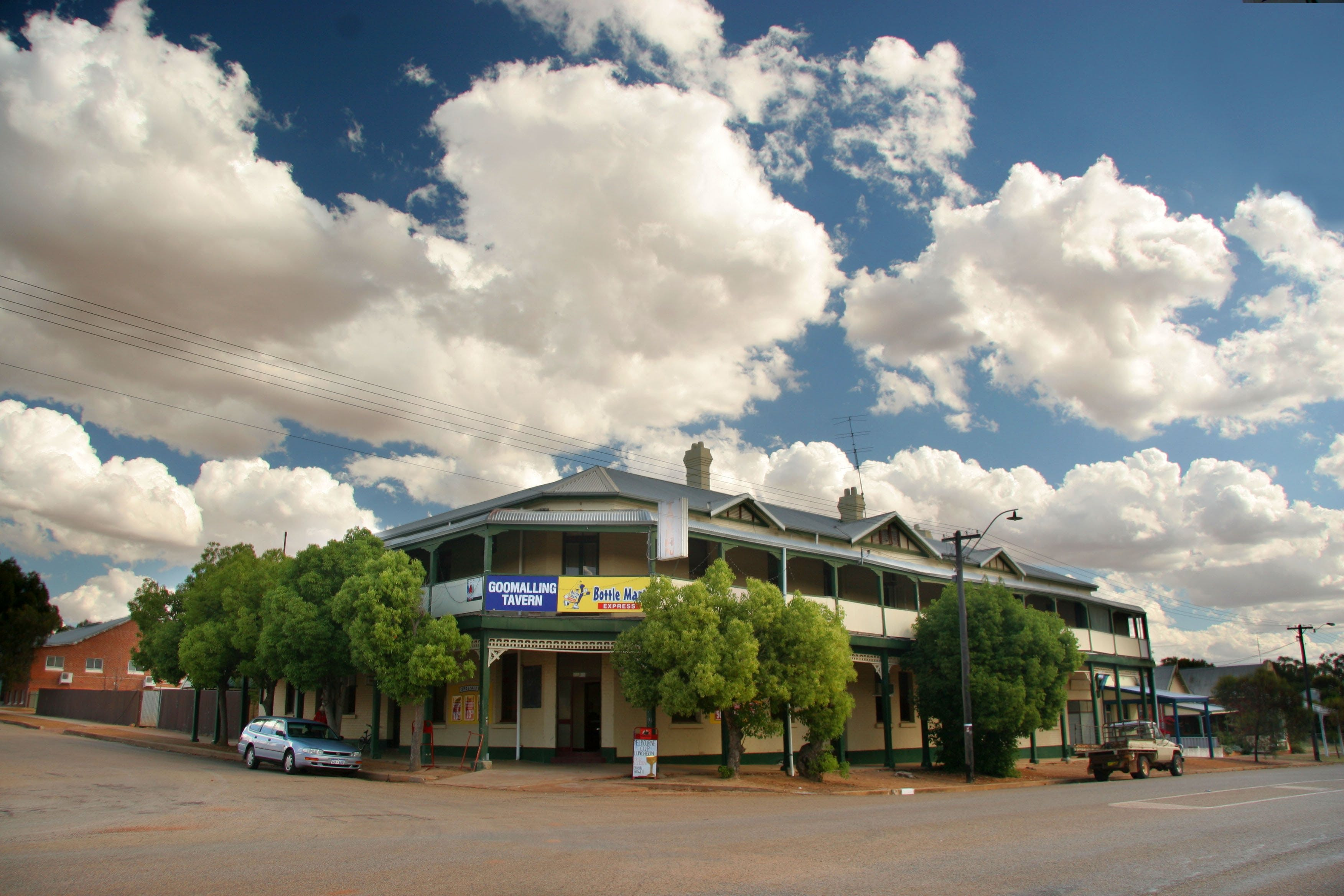 Goomalling - Geraldton Accommodation